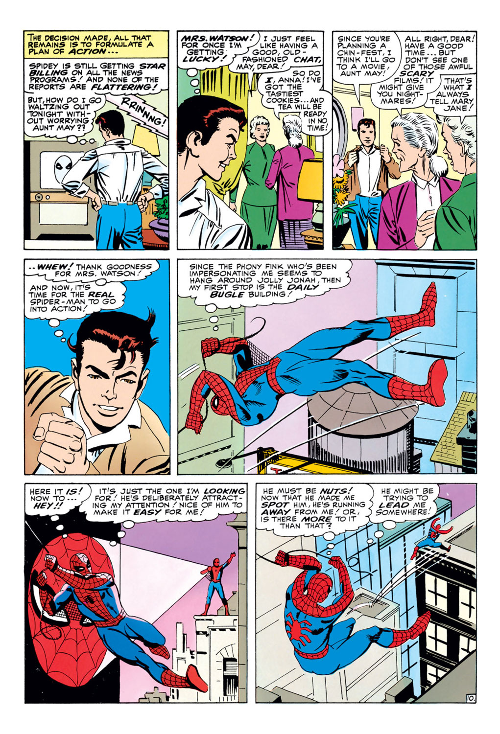 The Amazing Spider-Man (1963) 34 Page 10