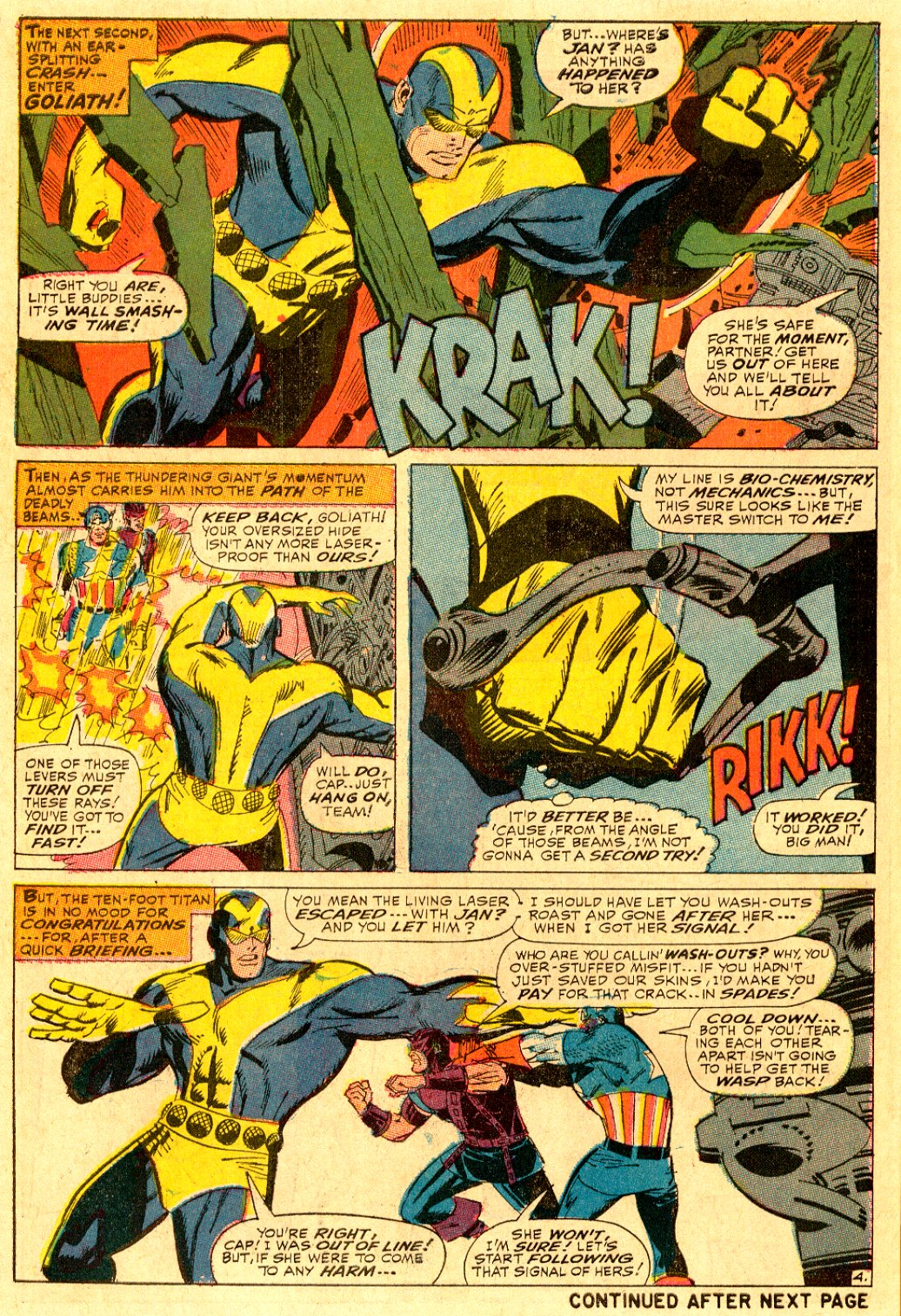 The Avengers (1963) 35 Page 4