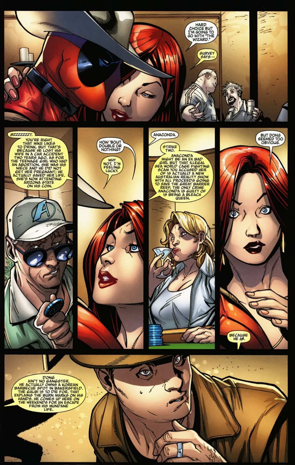Read online Deadpool (2008) comic -  Issue #1000 - 11