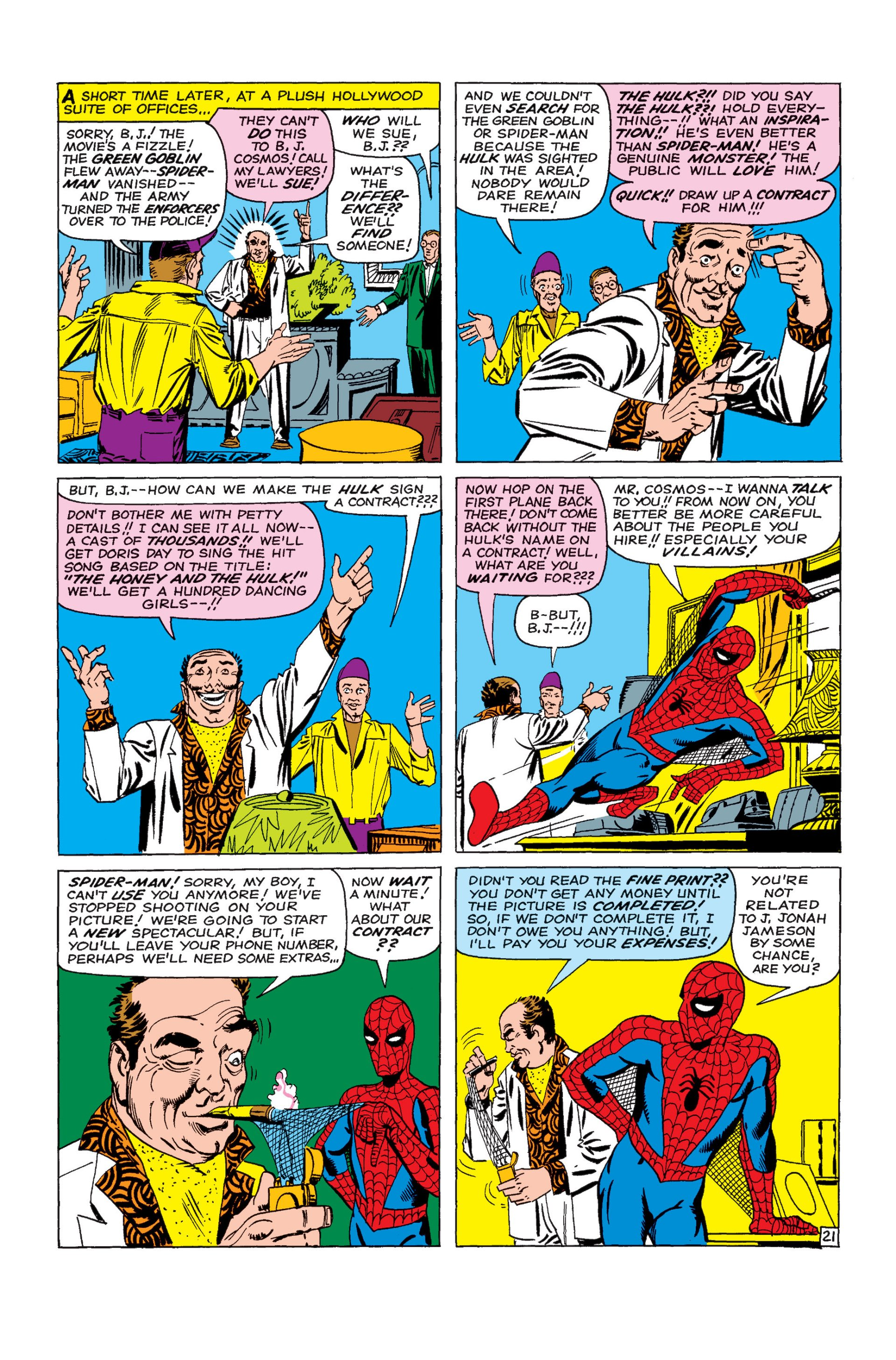 The Amazing Spider-Man (1963) 14 Page 21