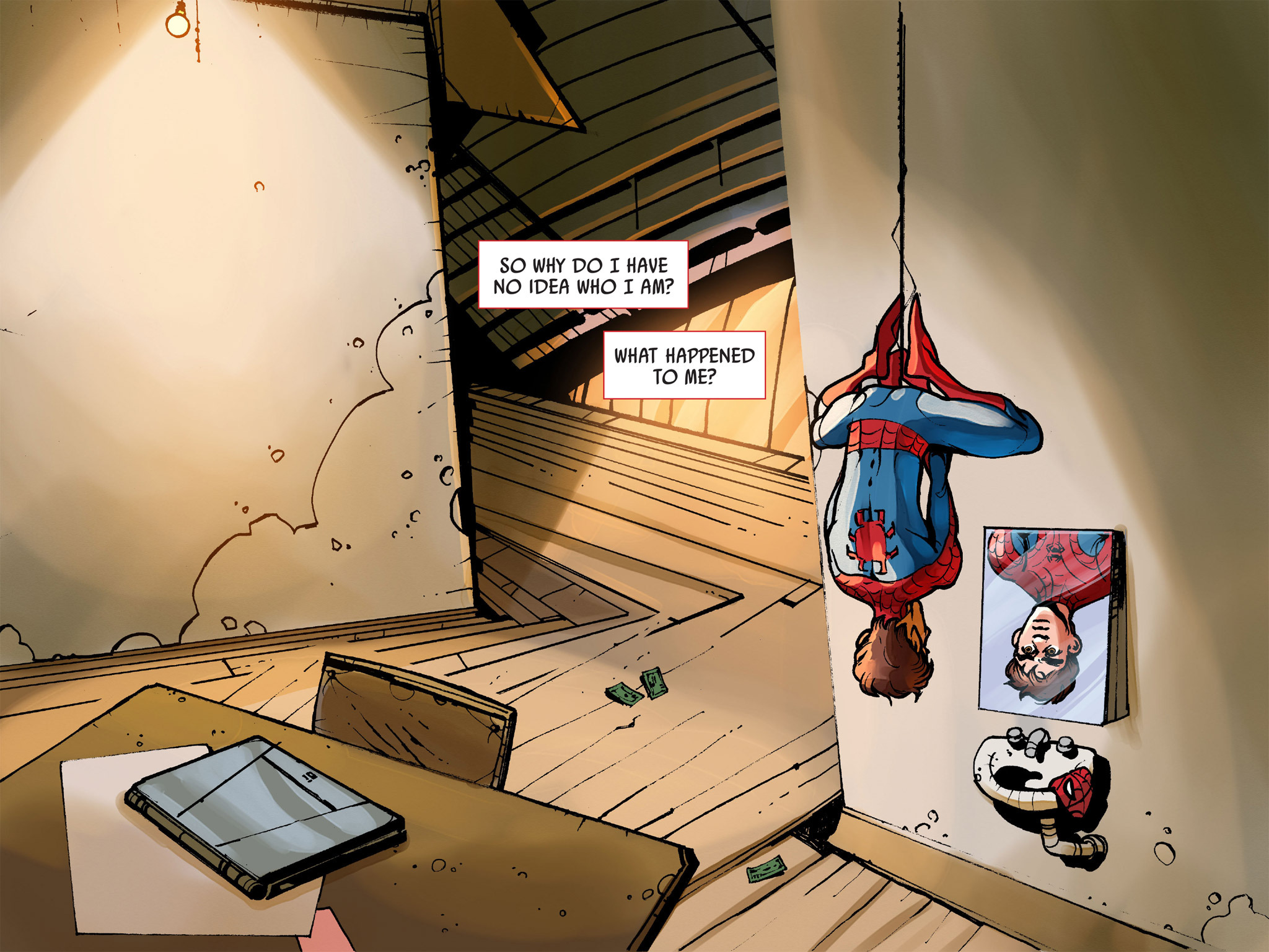 Read online Amazing Spider-Man: Who Am I? comic -  Issue # Full (Part 1) - 86