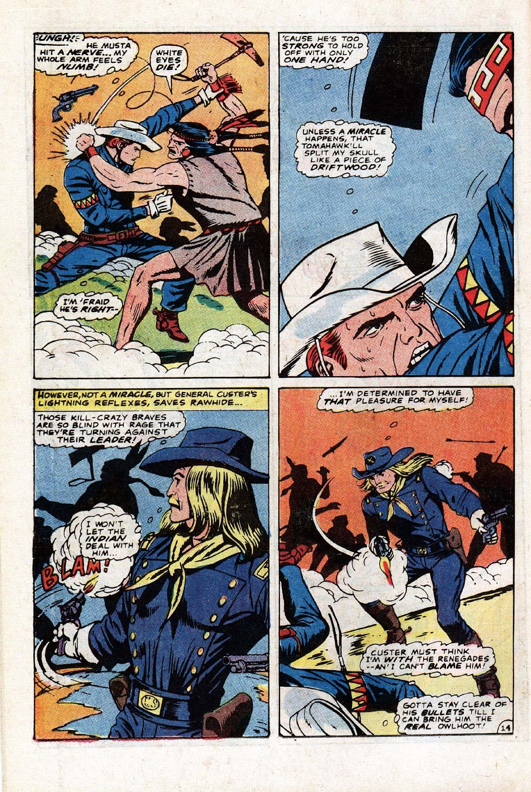 The Mighty Marvel Western issue 15 - Page 15