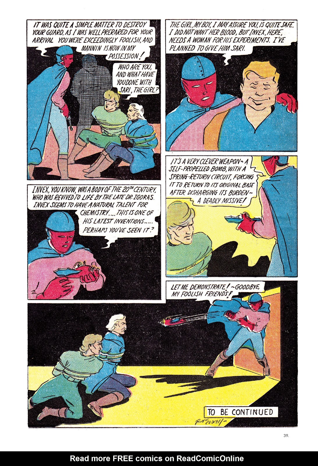 Read online The Bill Everett Archives comic -  Issue # TPB 1 (Part 1) - 40