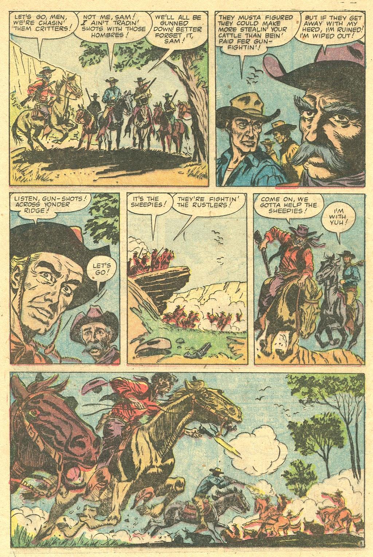 Gunsmoke Western issue 33 - Page 25