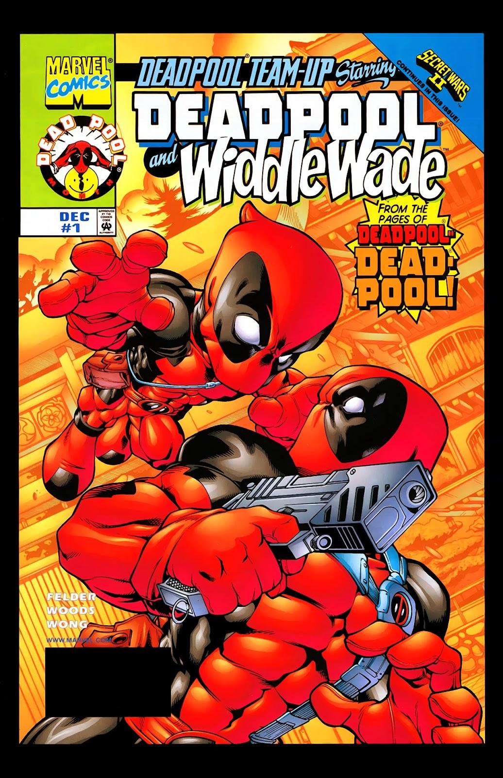 Read online Deadpool (2008) comic -  Issue #900 - 69