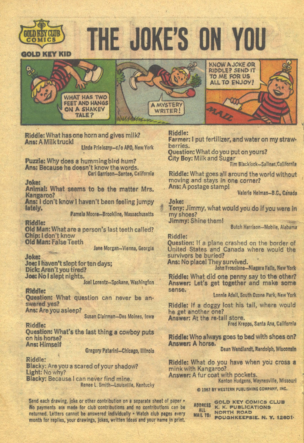 Read online Uncle Scrooge (1953) comic -  Issue #71 - 19