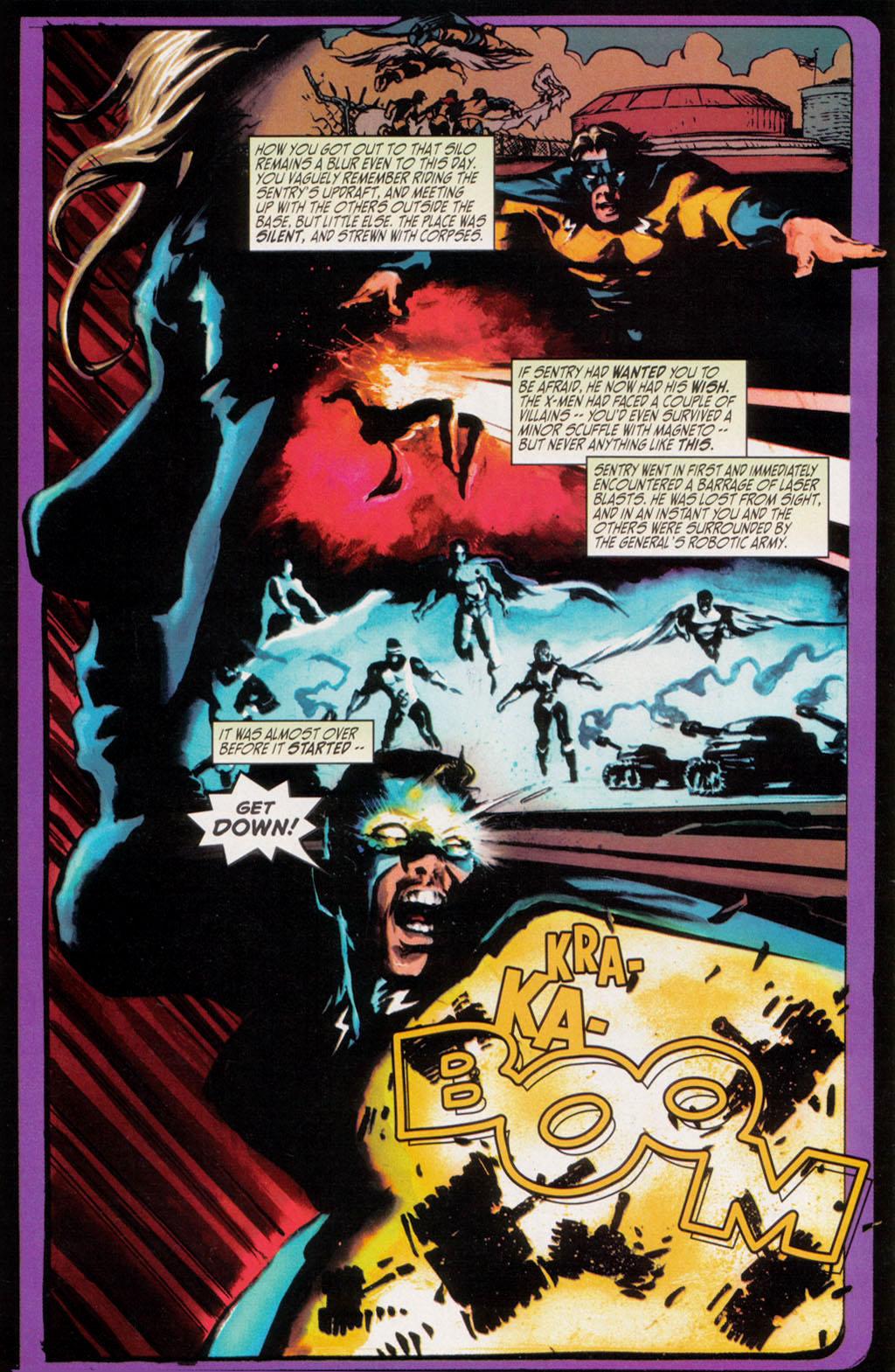 Read online Sentry/X-Men comic -  Issue # Full - 23