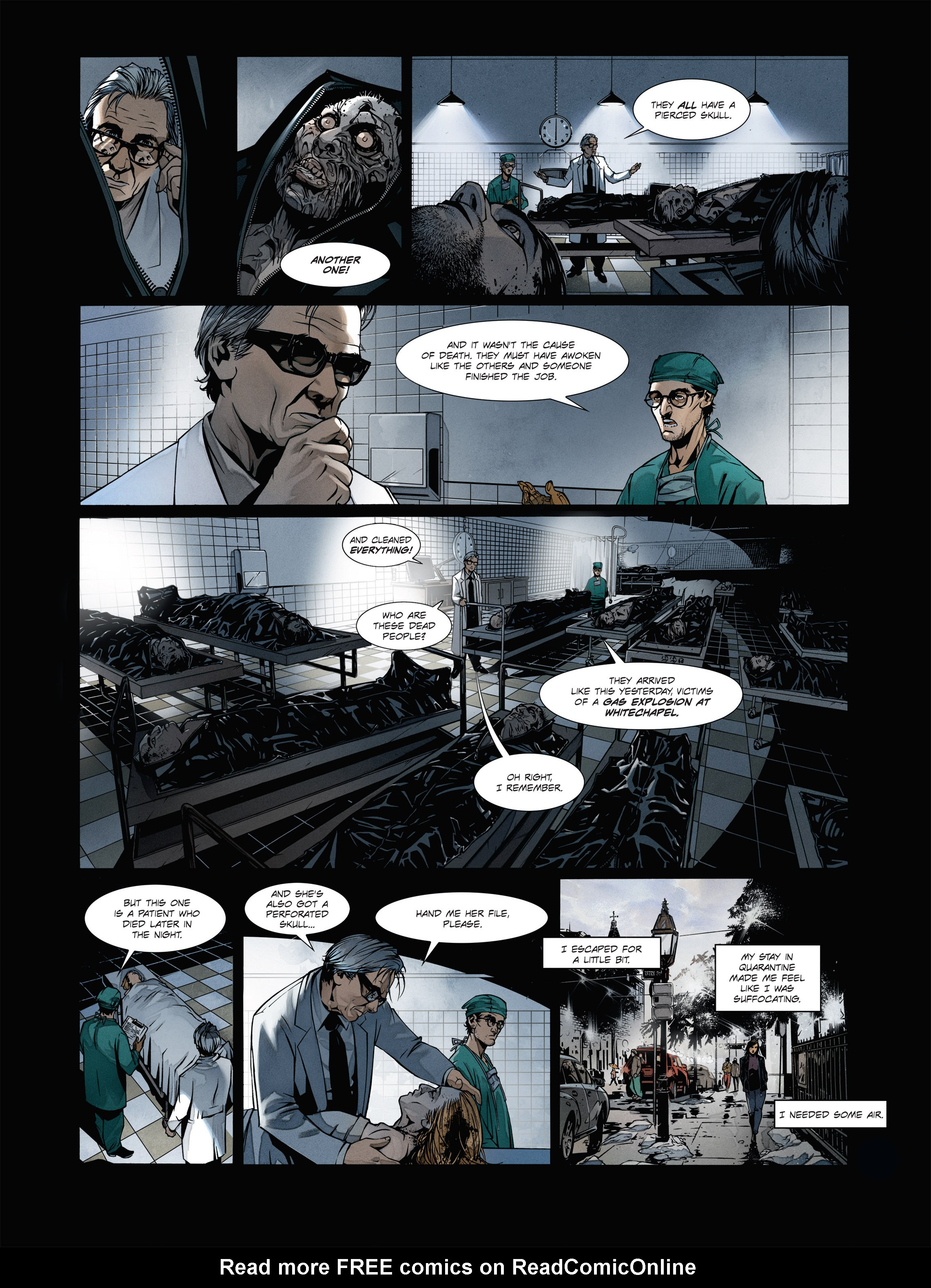 Read online Alice Matheson comic -  Issue #1 - 29
