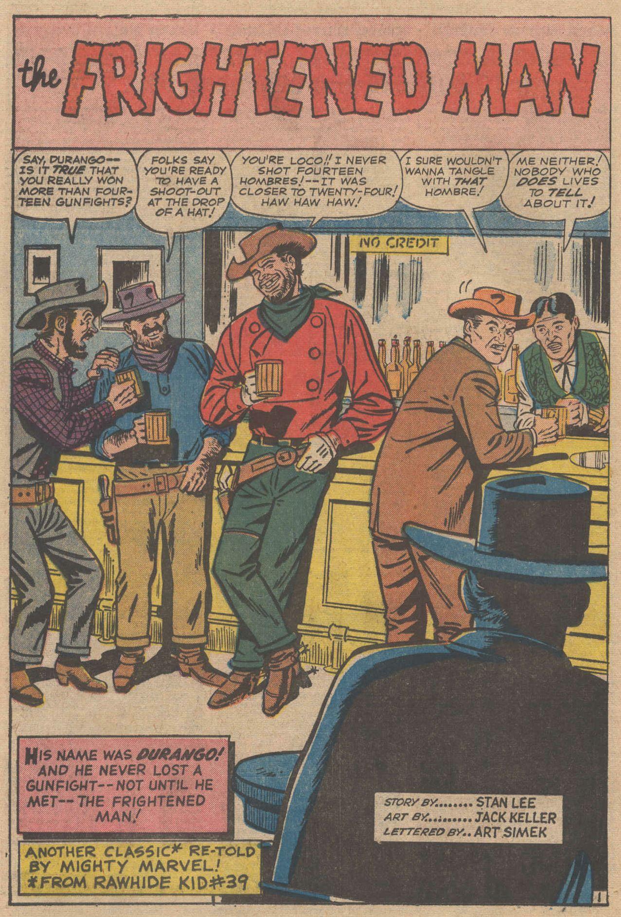 Read online Two-Gun Kid comic -  Issue #83 - 26