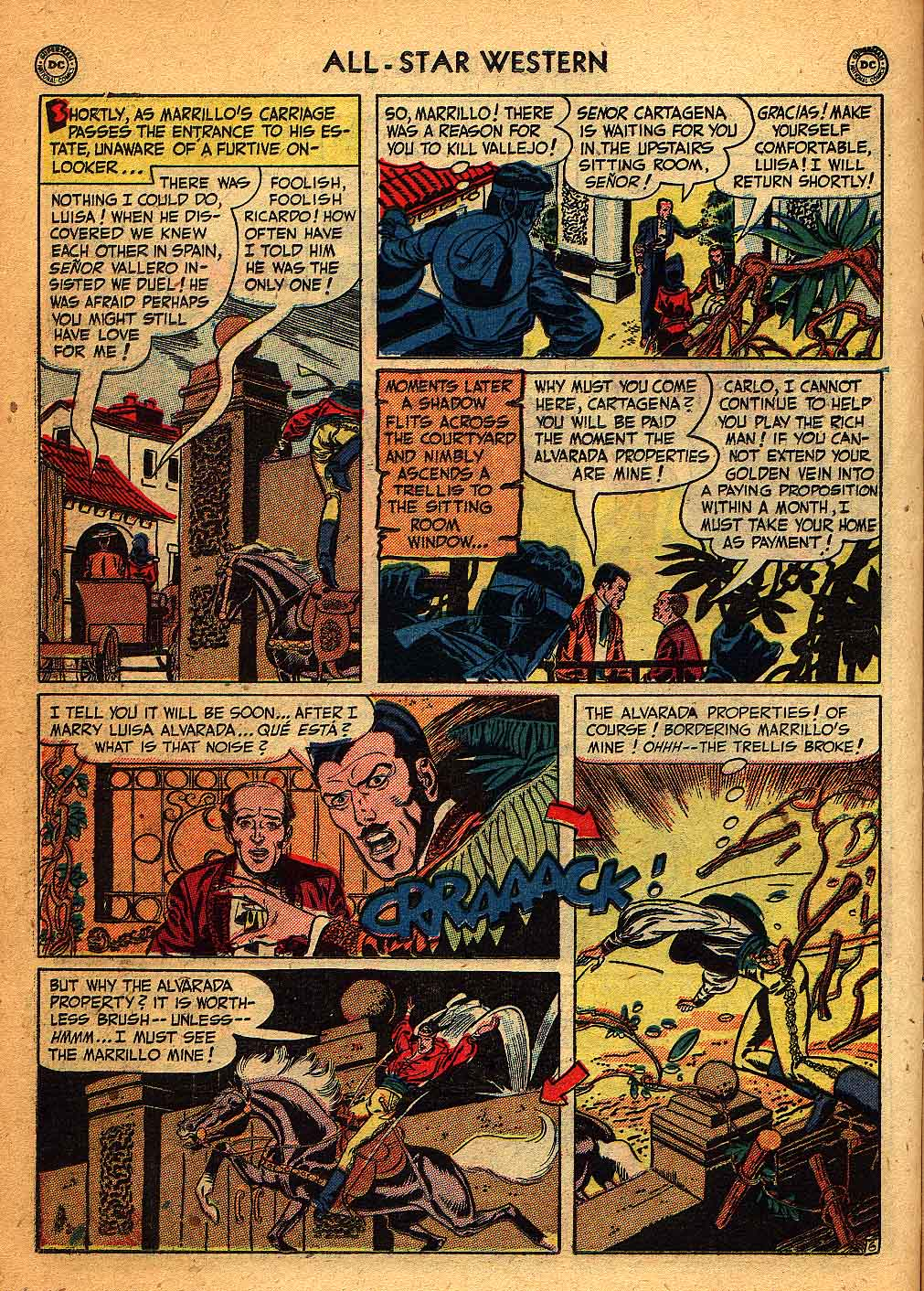Read online All-Star Western (1951) comic -  Issue #58 - 20