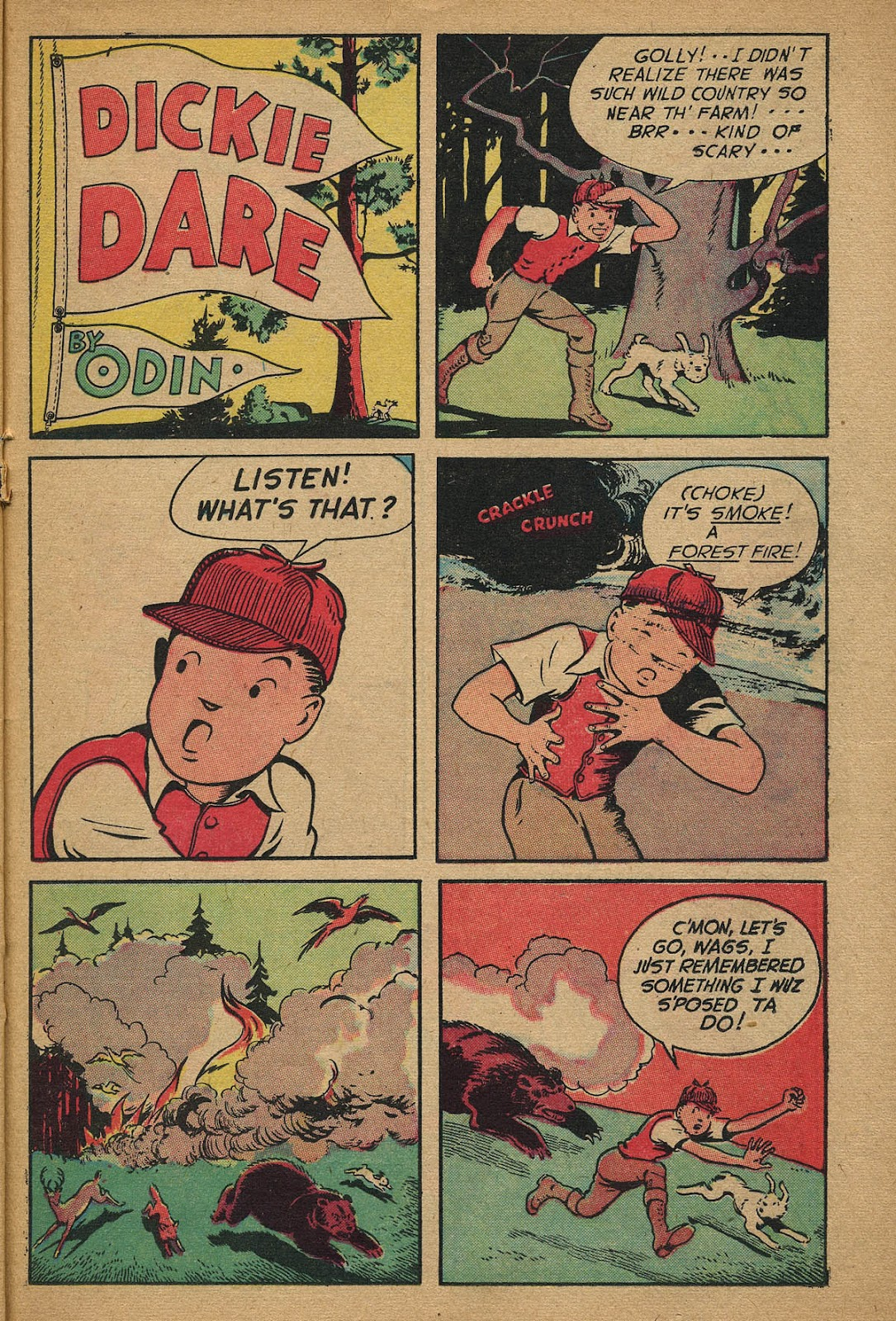 Read online Famous Funnies comic -  Issue #162 - 33