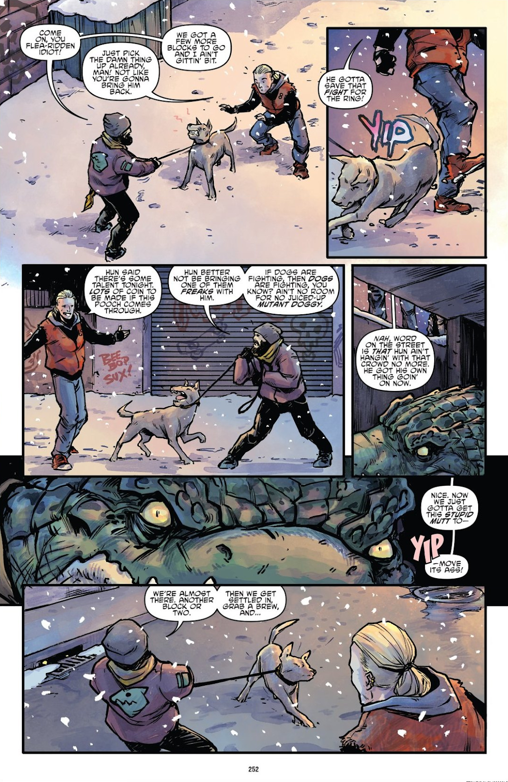 Read online Teenage Mutant Ninja Turtles: The IDW Collection comic -  Issue # TPB 8 (Part 3) - 50