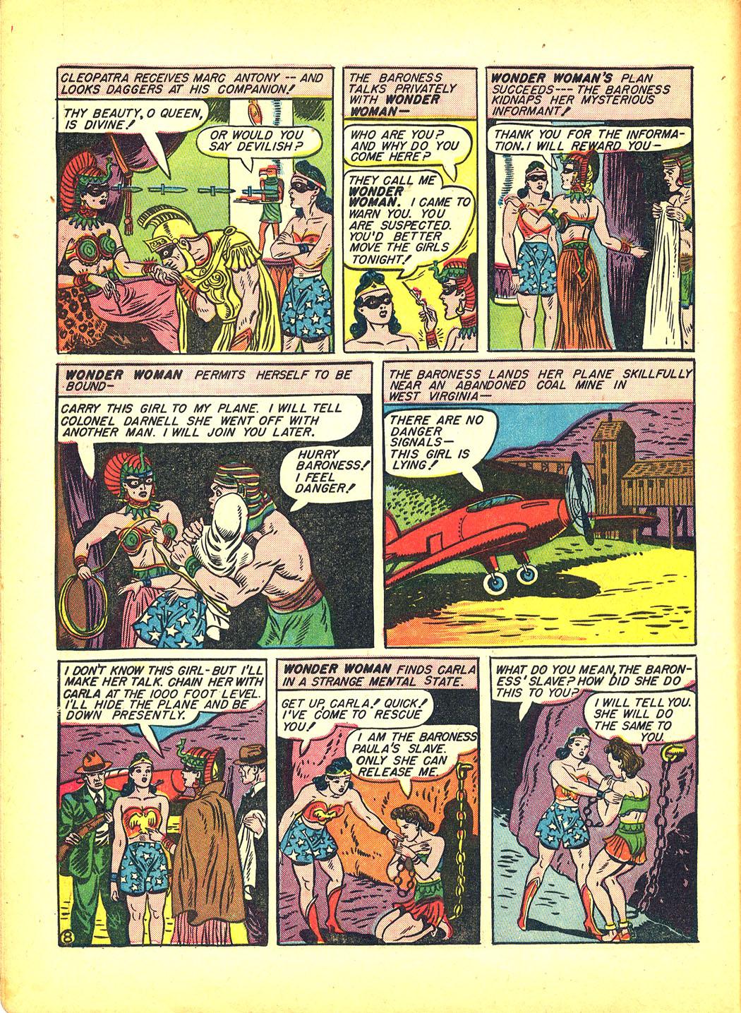 Read online Sensation (Mystery) Comics comic -  Issue #4 - 10