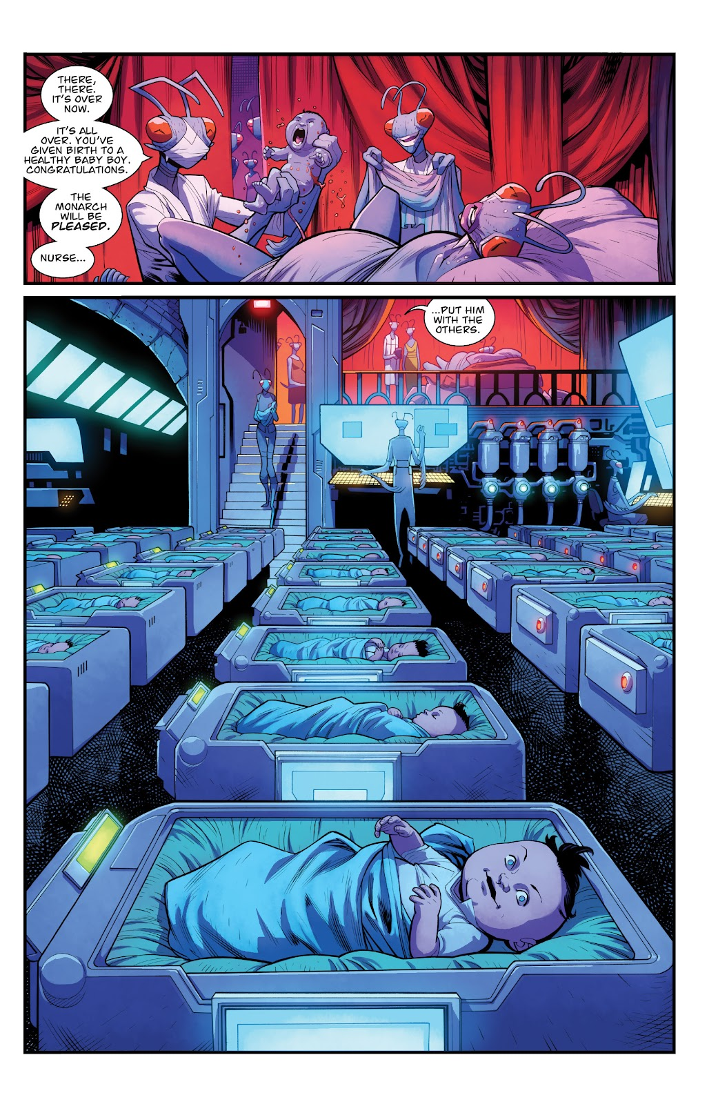 Invincible (2003) issue TPB 21 - Modern Family - Page 21