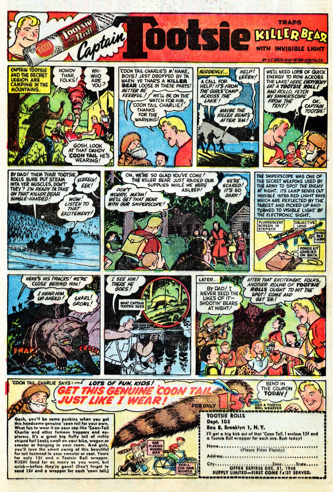 Georgie Comics (1945) issue 17 - Page 13