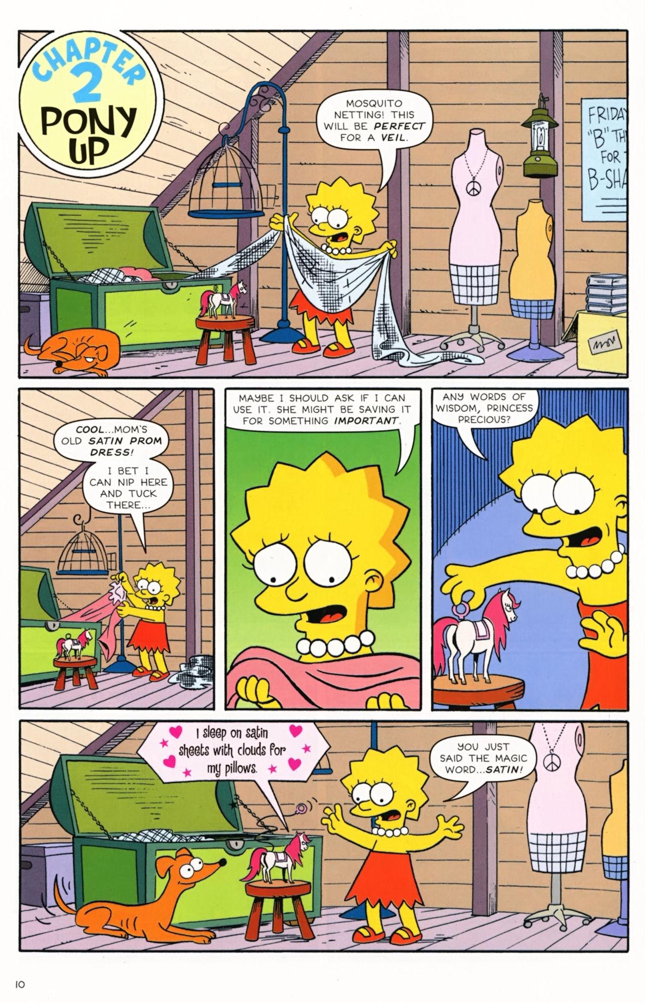 Read online Simpsons Comics Presents Bart Simpson comic -  Issue #55 - 11