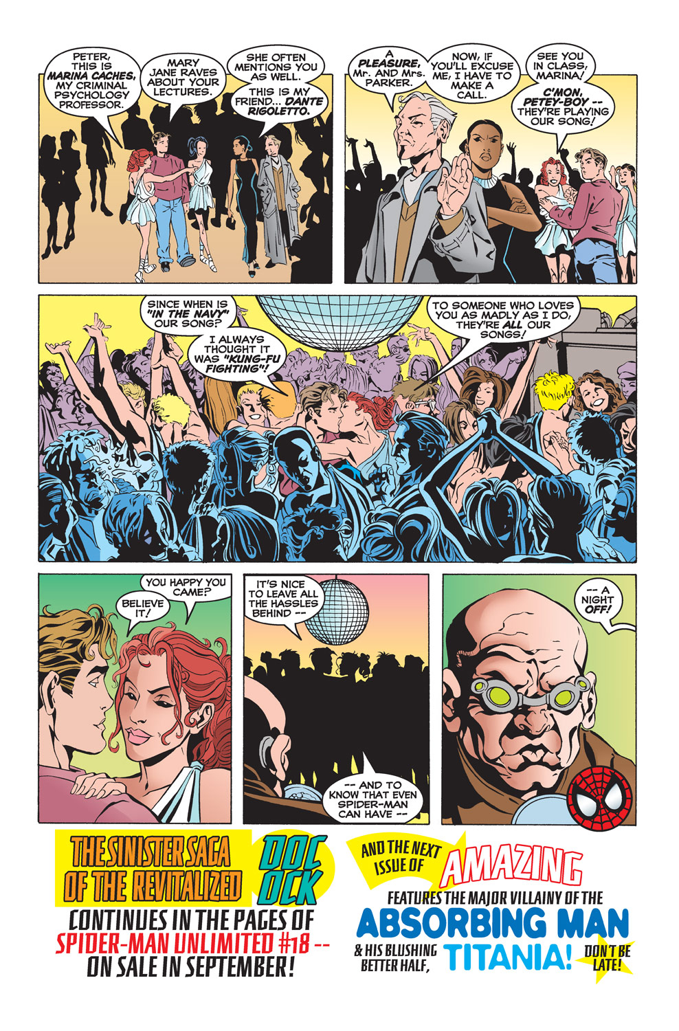 The Amazing Spider-Man (1963) 428 Page 22