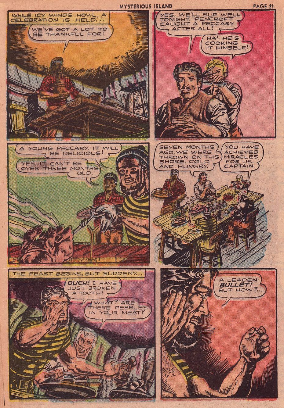 Classics Illustrated issue 34 - Page 20
