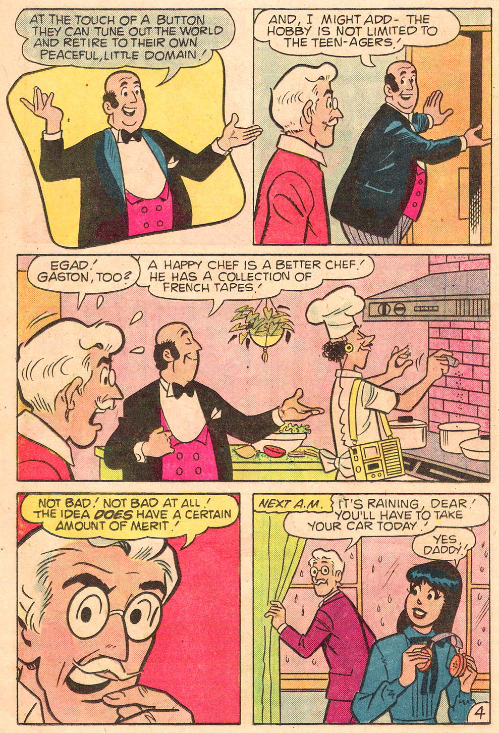 Read online Archie's Girls Betty and Veronica comic -  Issue #314 - 16