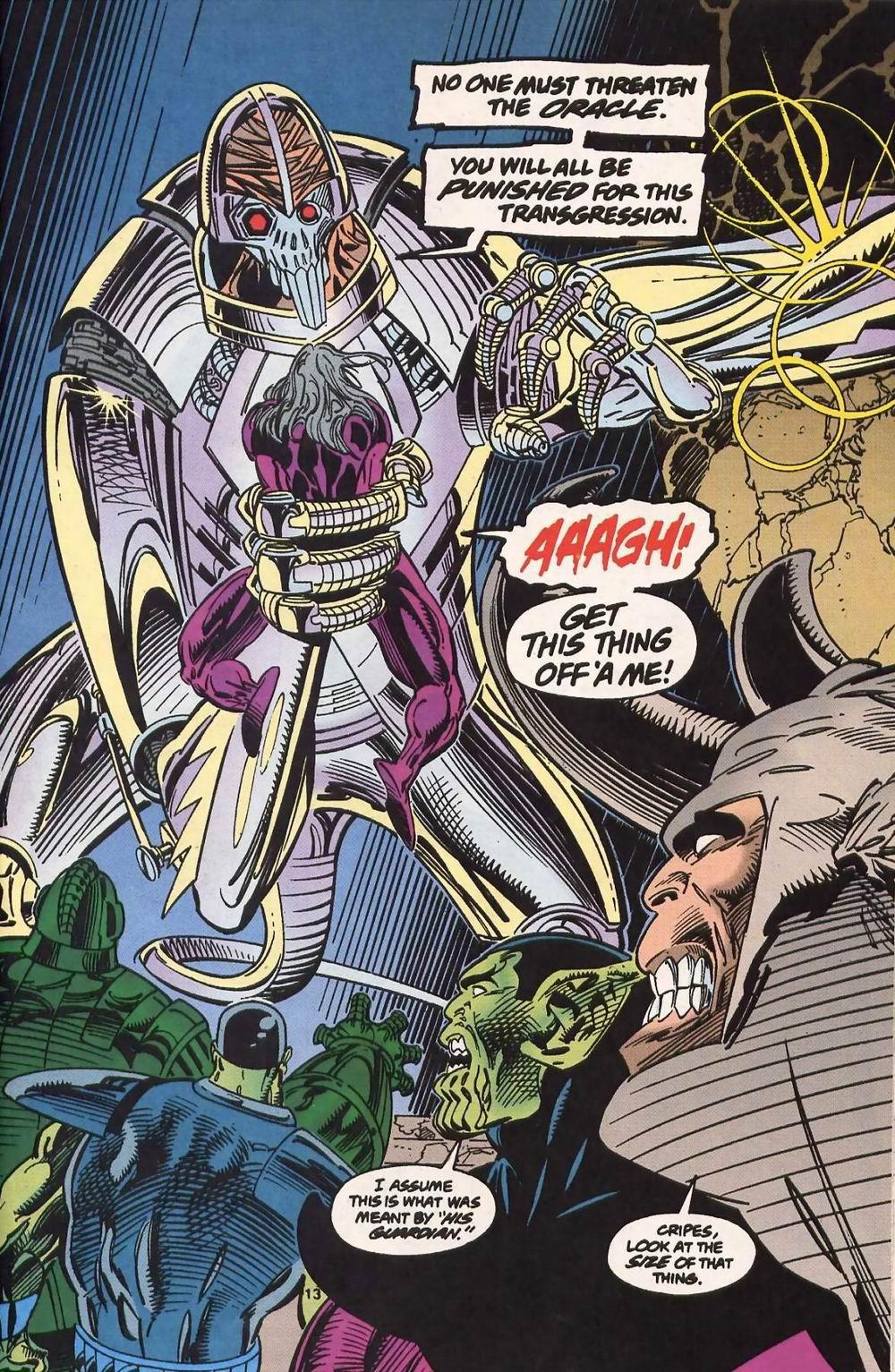 Read online Secret Defenders comic -  Issue #13 - 10