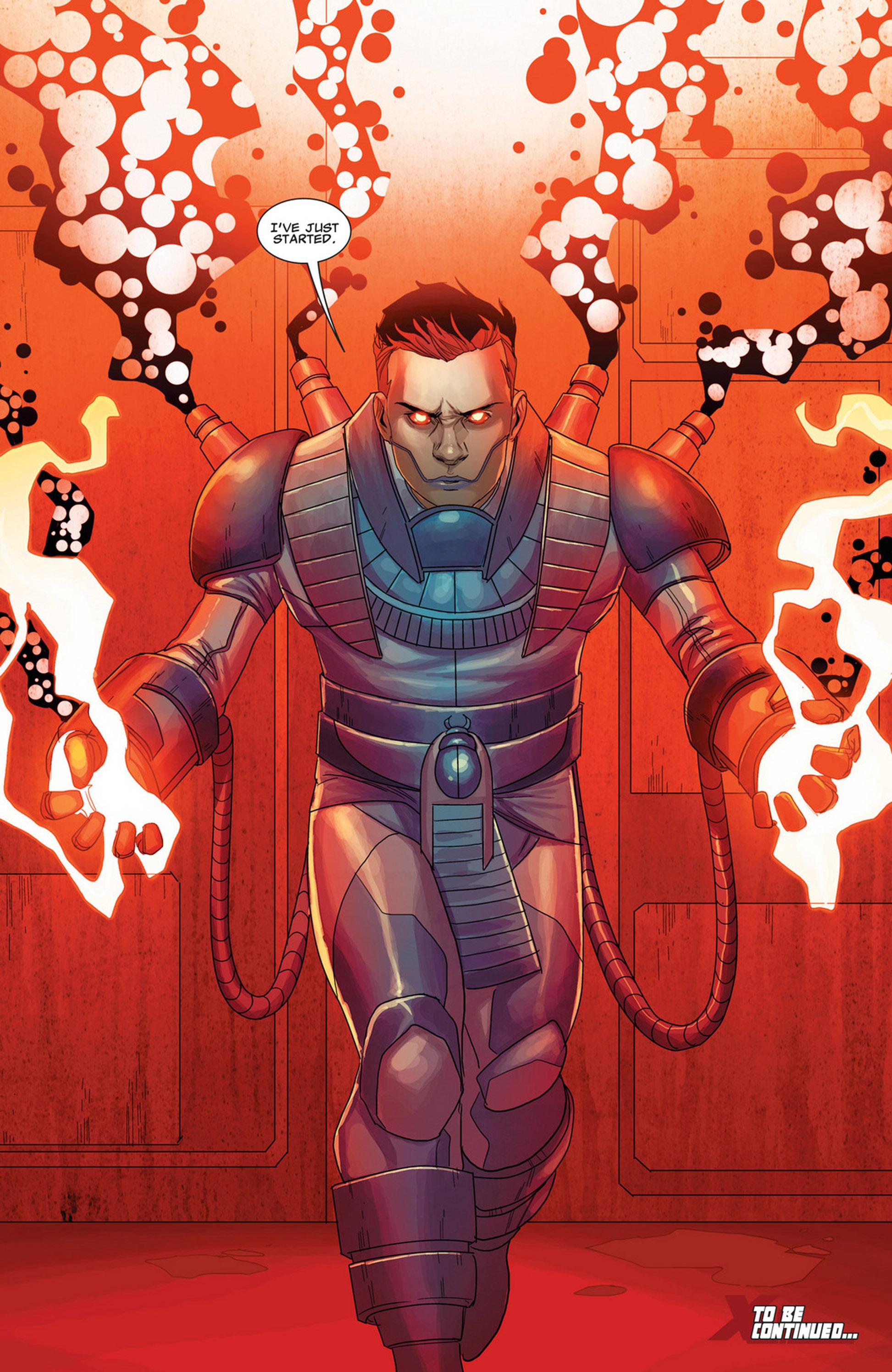Uncanny X-Force (2010) #33 #35 - English 26