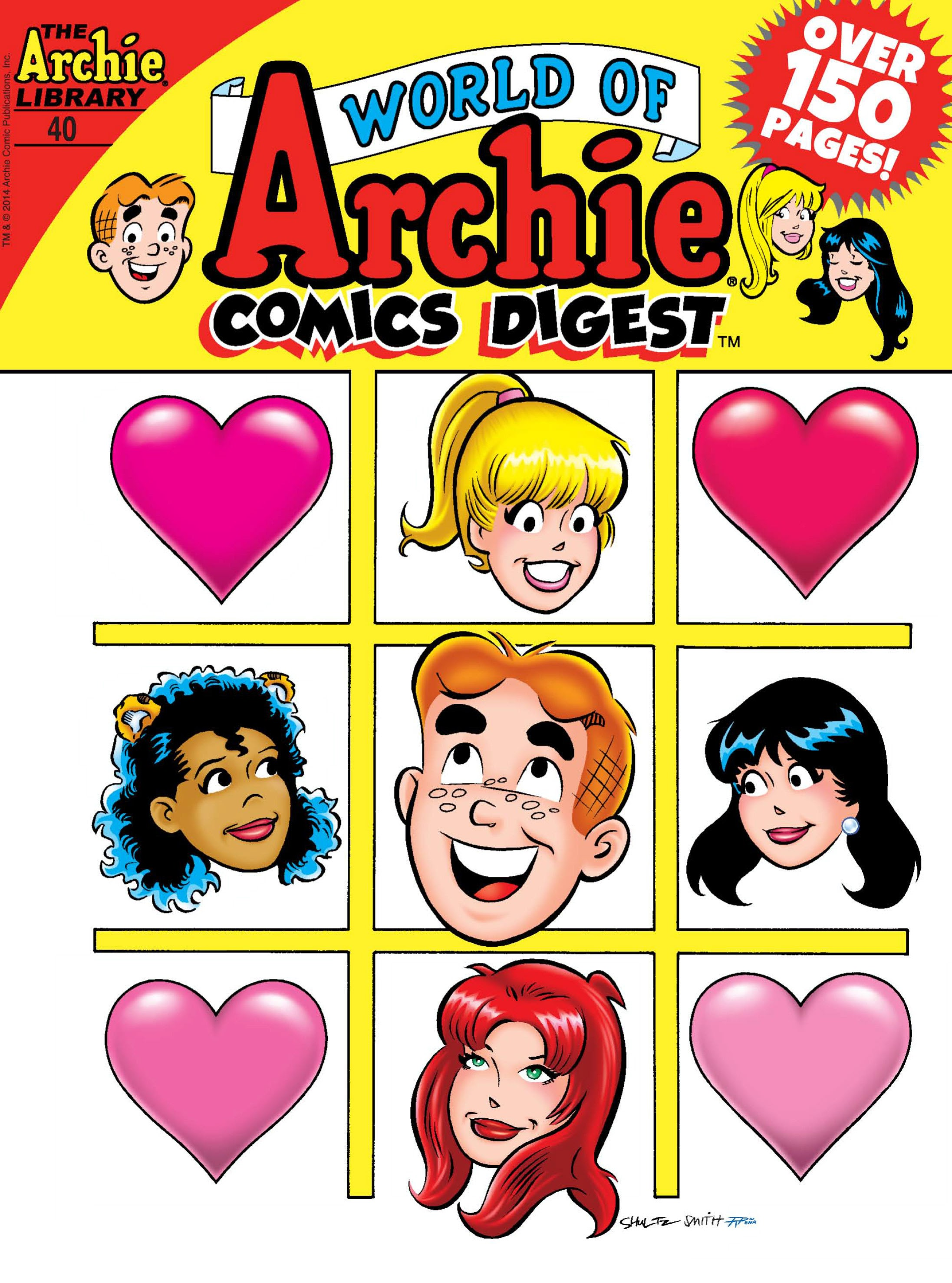 World of Archie Double Digest 40 Page 1