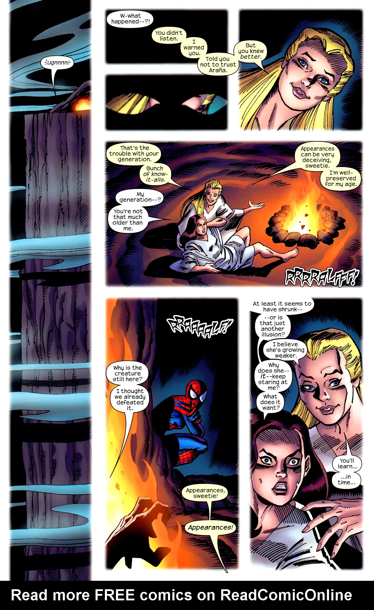 Read online Amazing Spider-Girl comic -  Issue #26 - 6