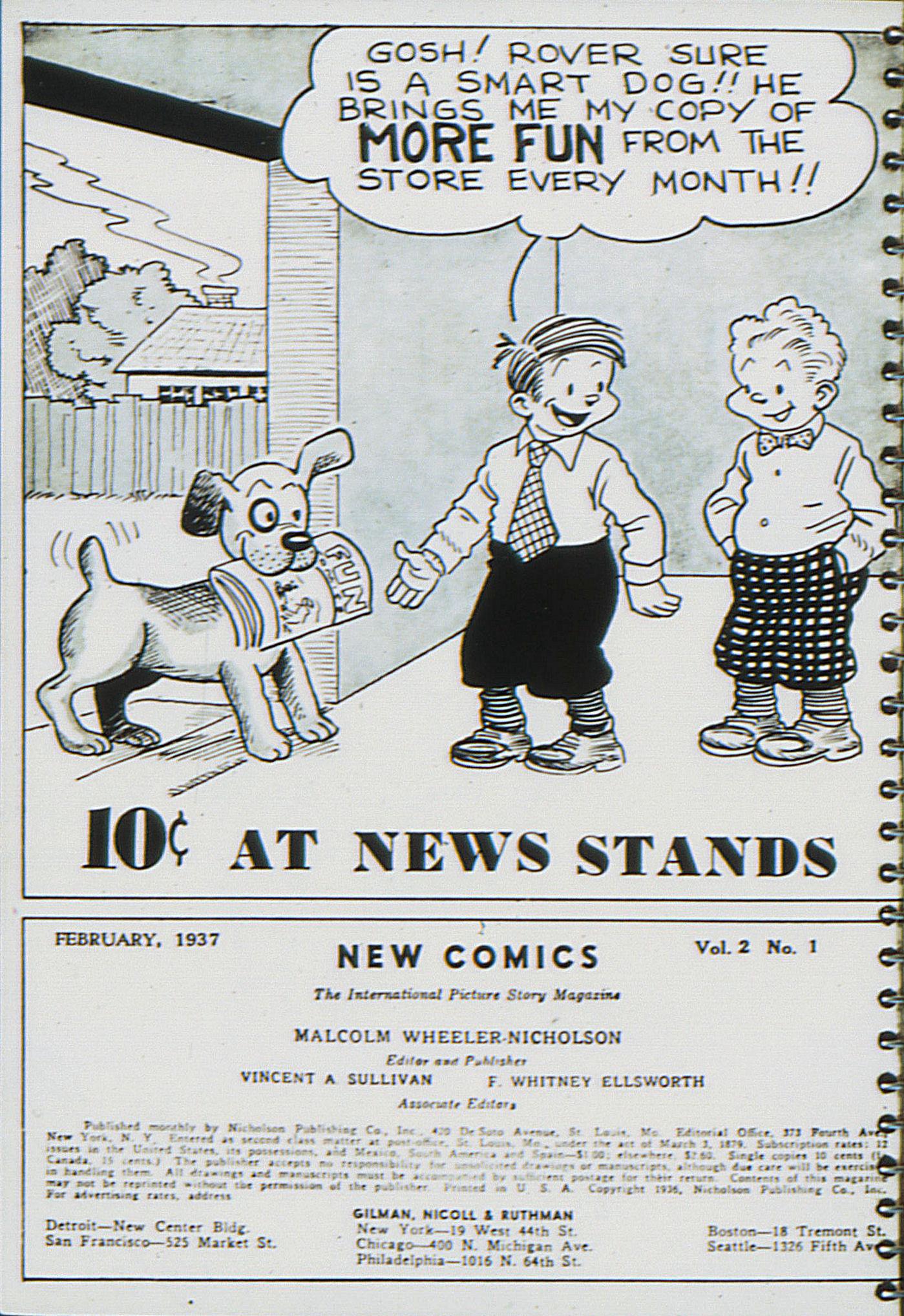 Read online Adventure Comics (1938) comic -  Issue #13 - 2