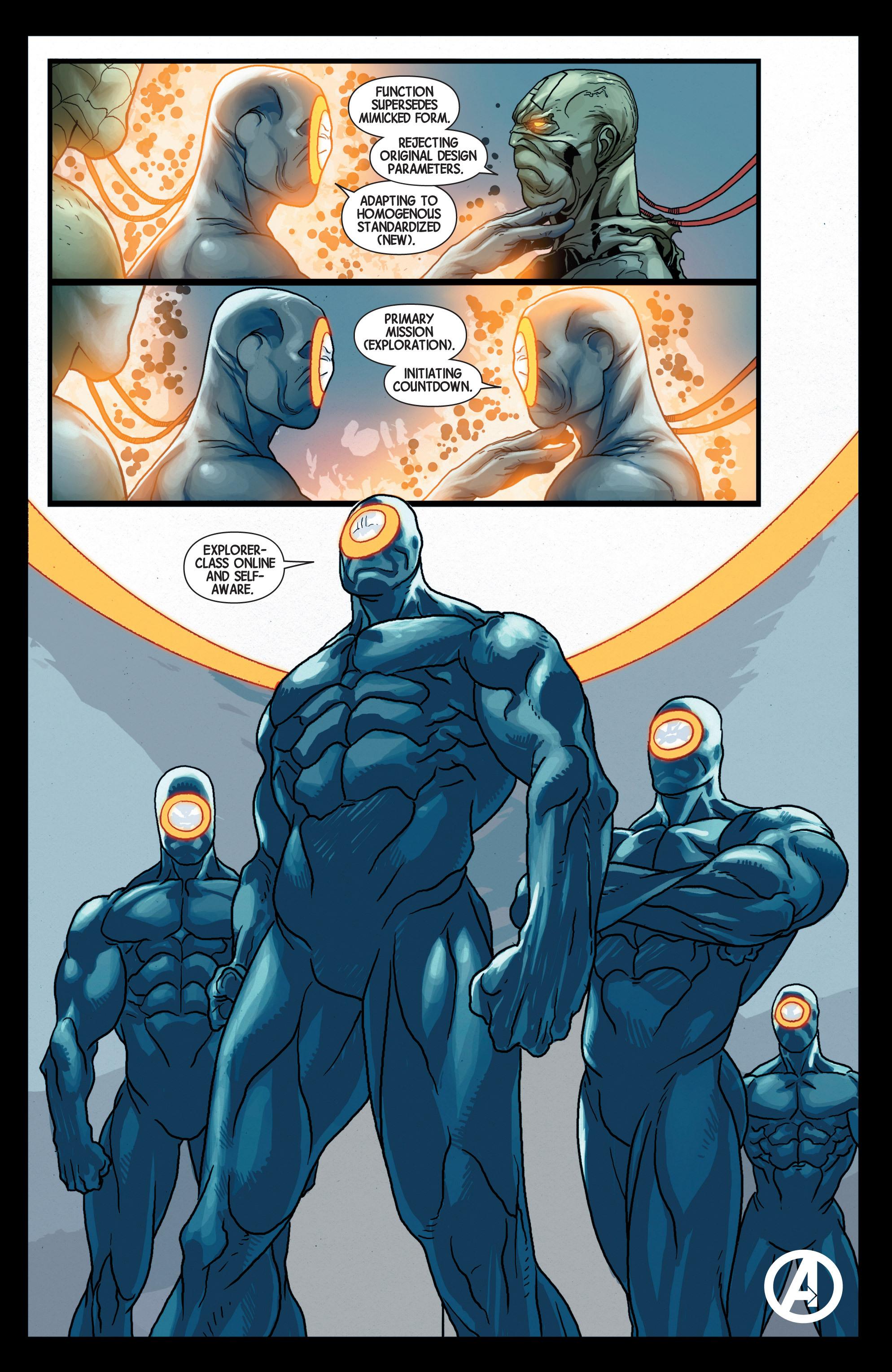 Read online Avengers (2013) comic -  Issue #Avengers (2013) _TPB 5 - 86