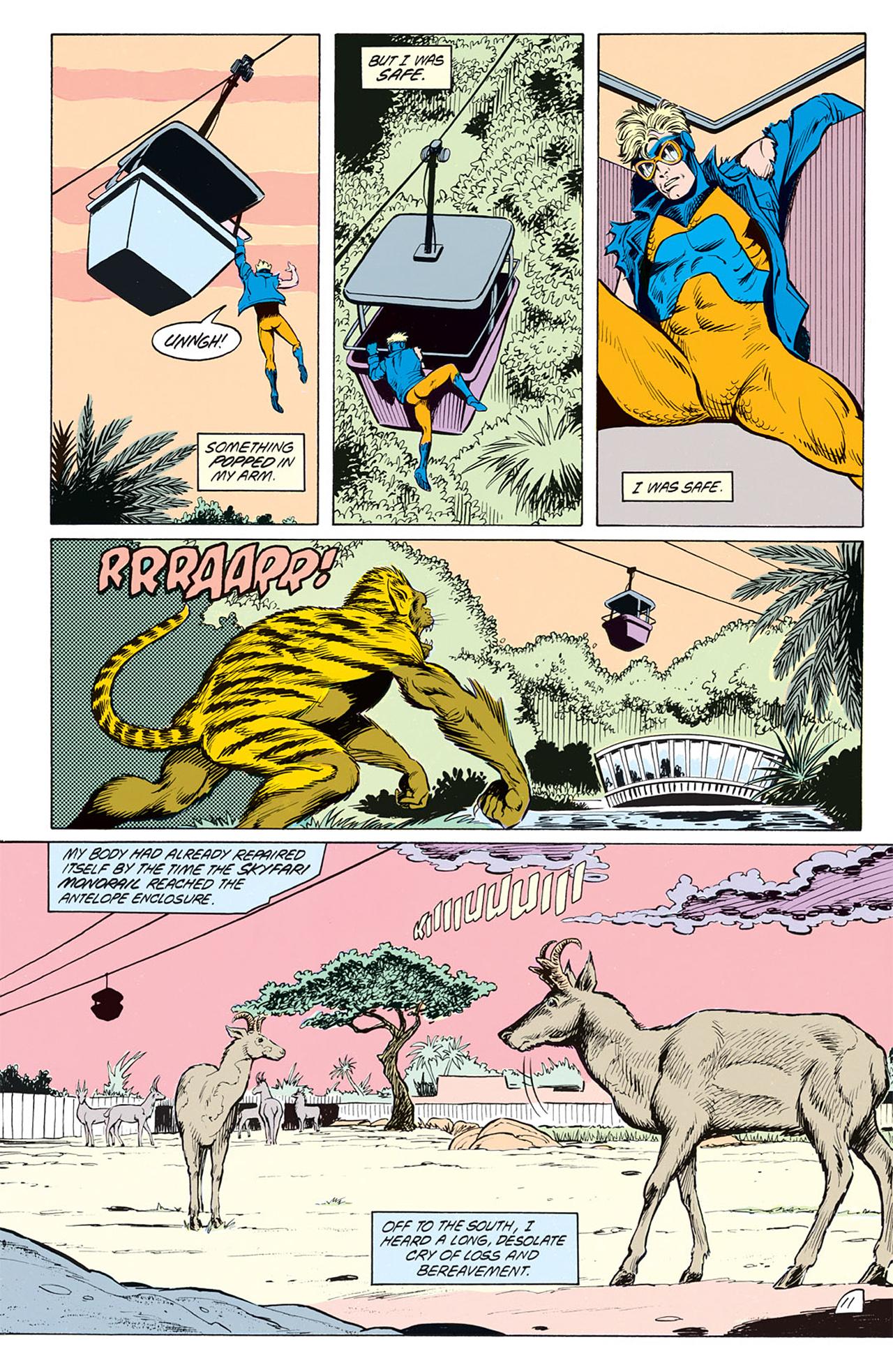 Read online Animal Man (1988) comic -  Issue #4 - 13