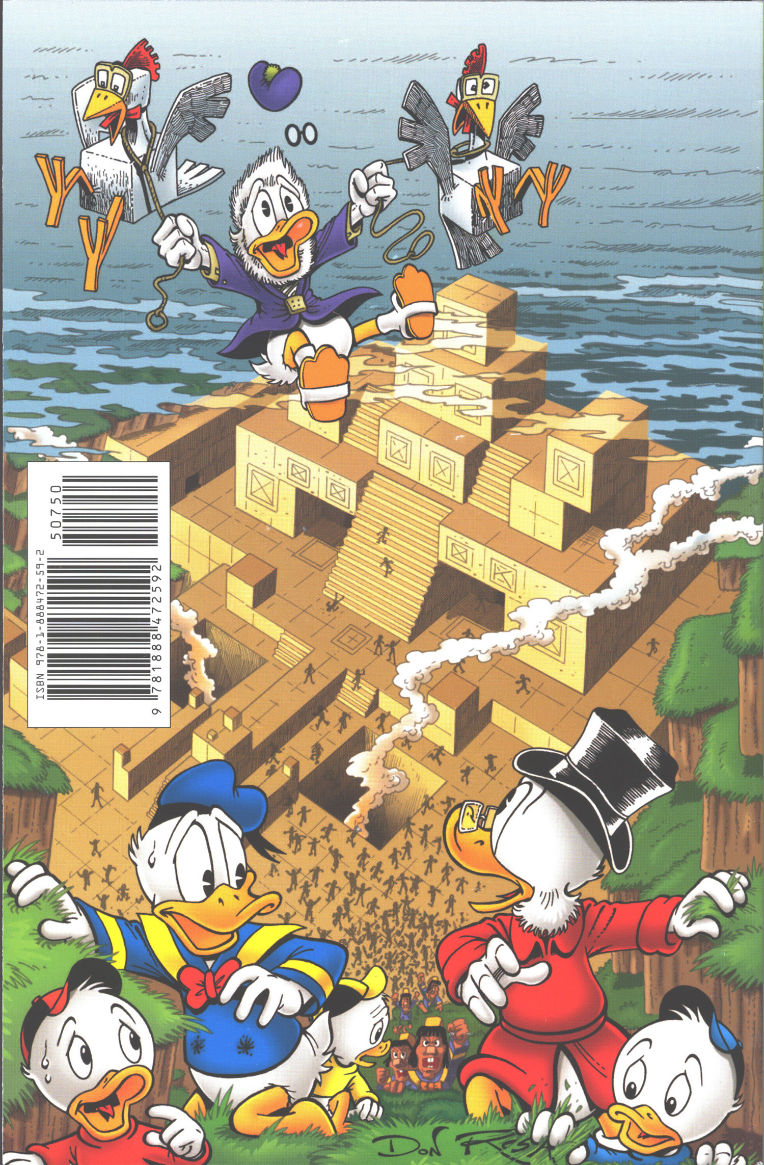 Read online Uncle Scrooge (1953) comic -  Issue #362 - 68