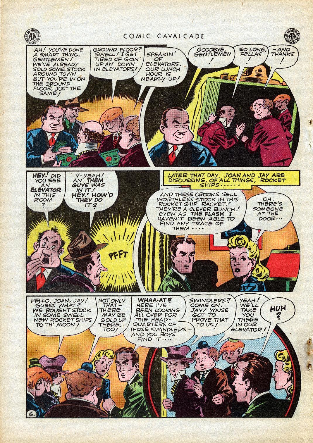 Comic Cavalcade issue 10 - Page 75