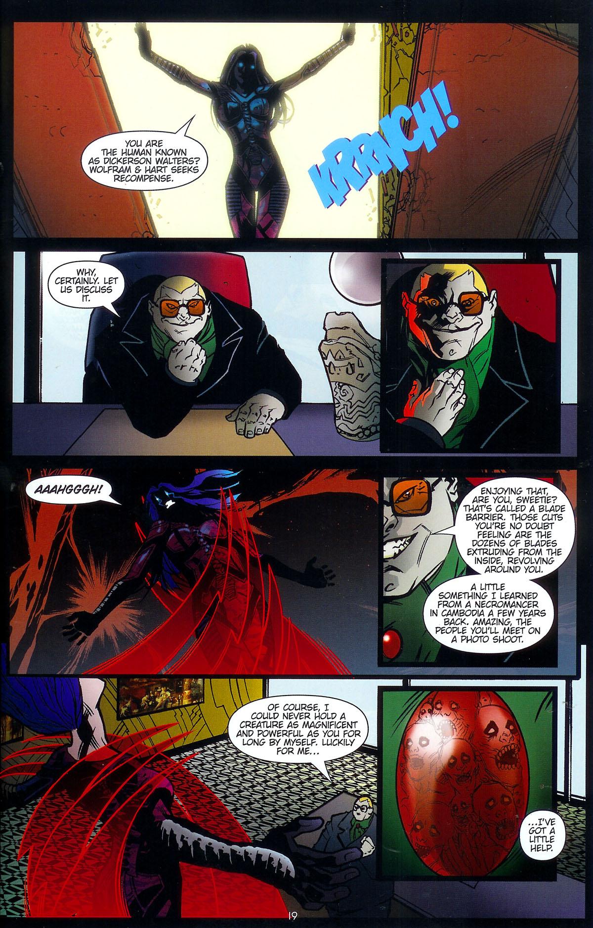 Read online Angel: Masks comic -  Issue # Full - 21
