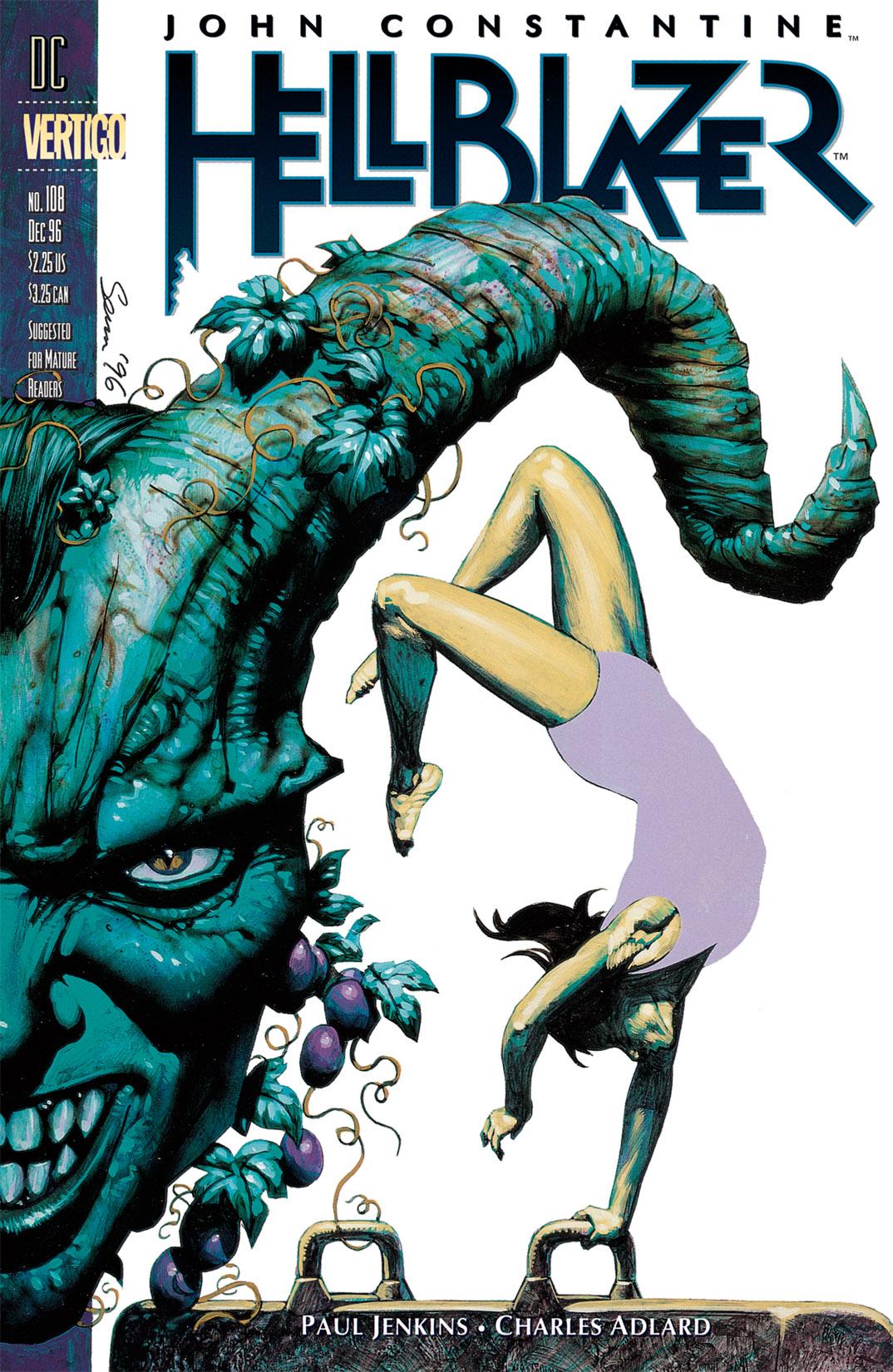 Hellblazer issue 108 - Page 1