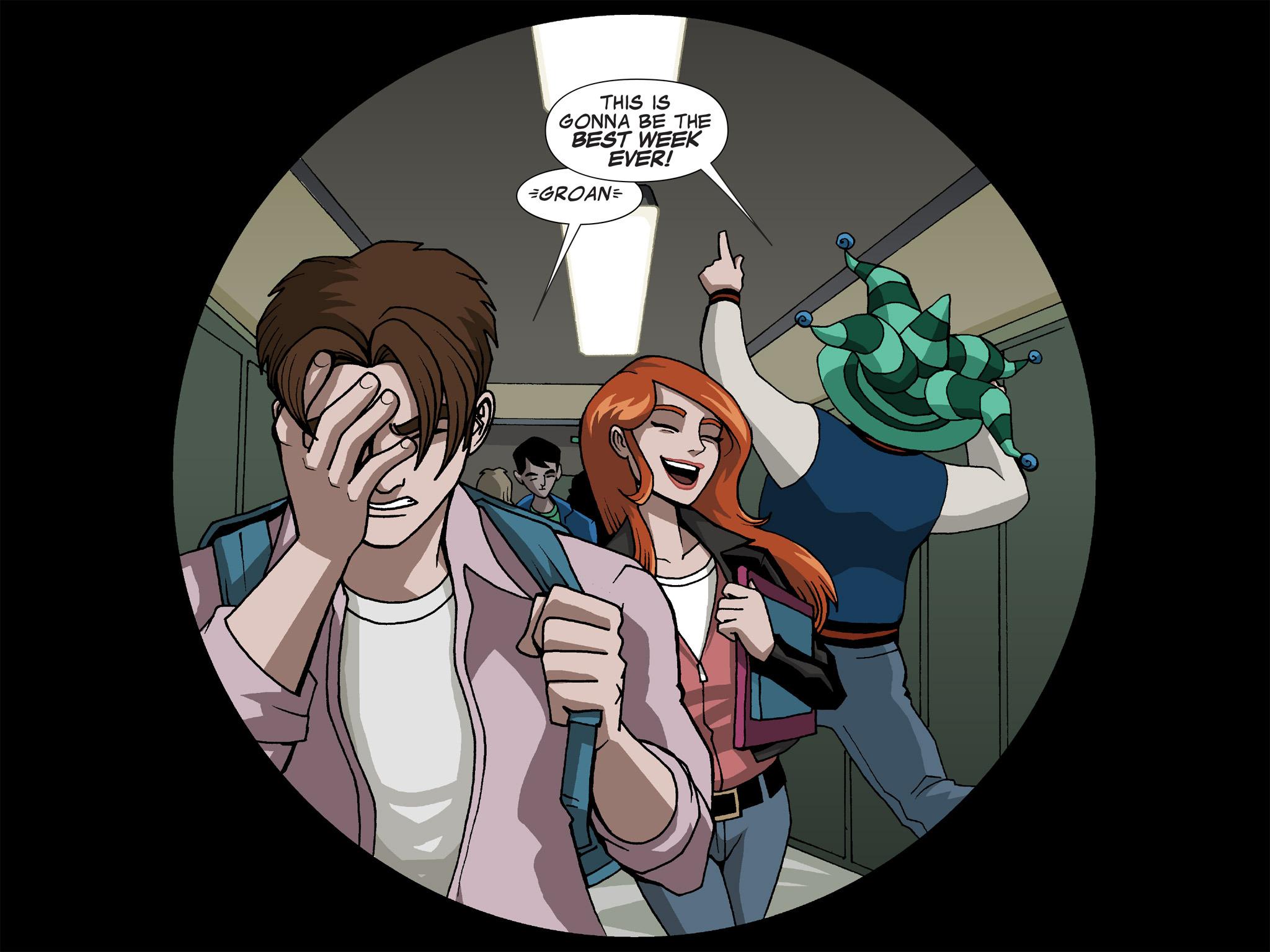 Read online Ultimate Spider-Man (Infinite Comics) (2015) comic -  Issue #19 - 43