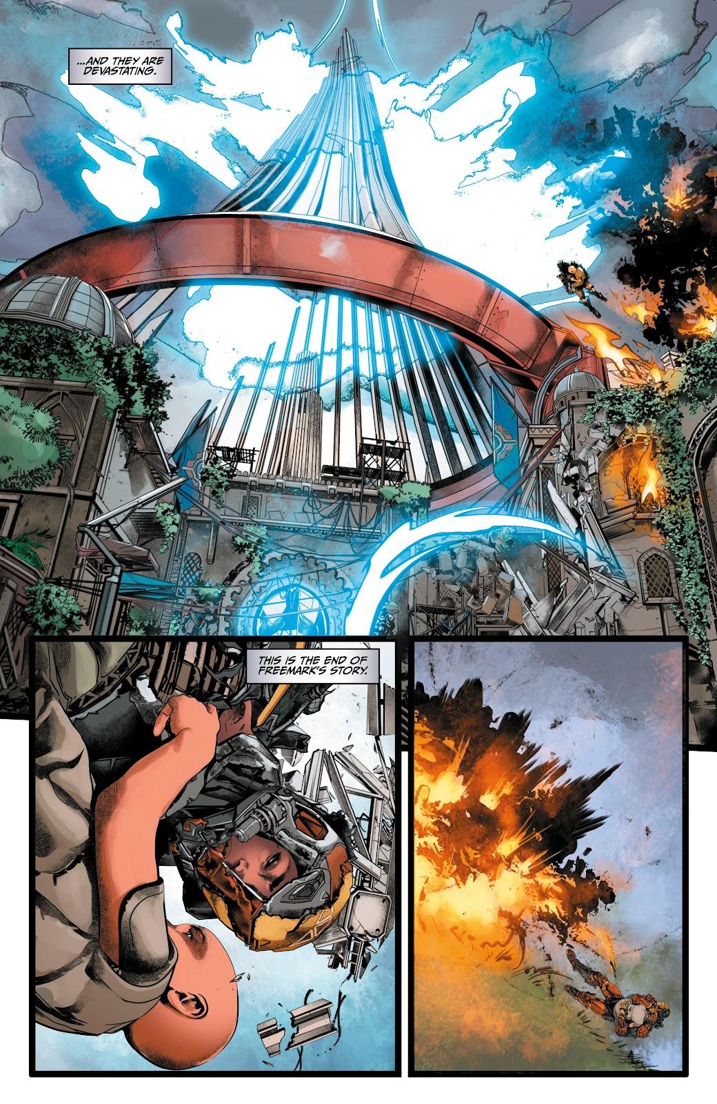 Read online Anthem comic -  Issue #3 - 14