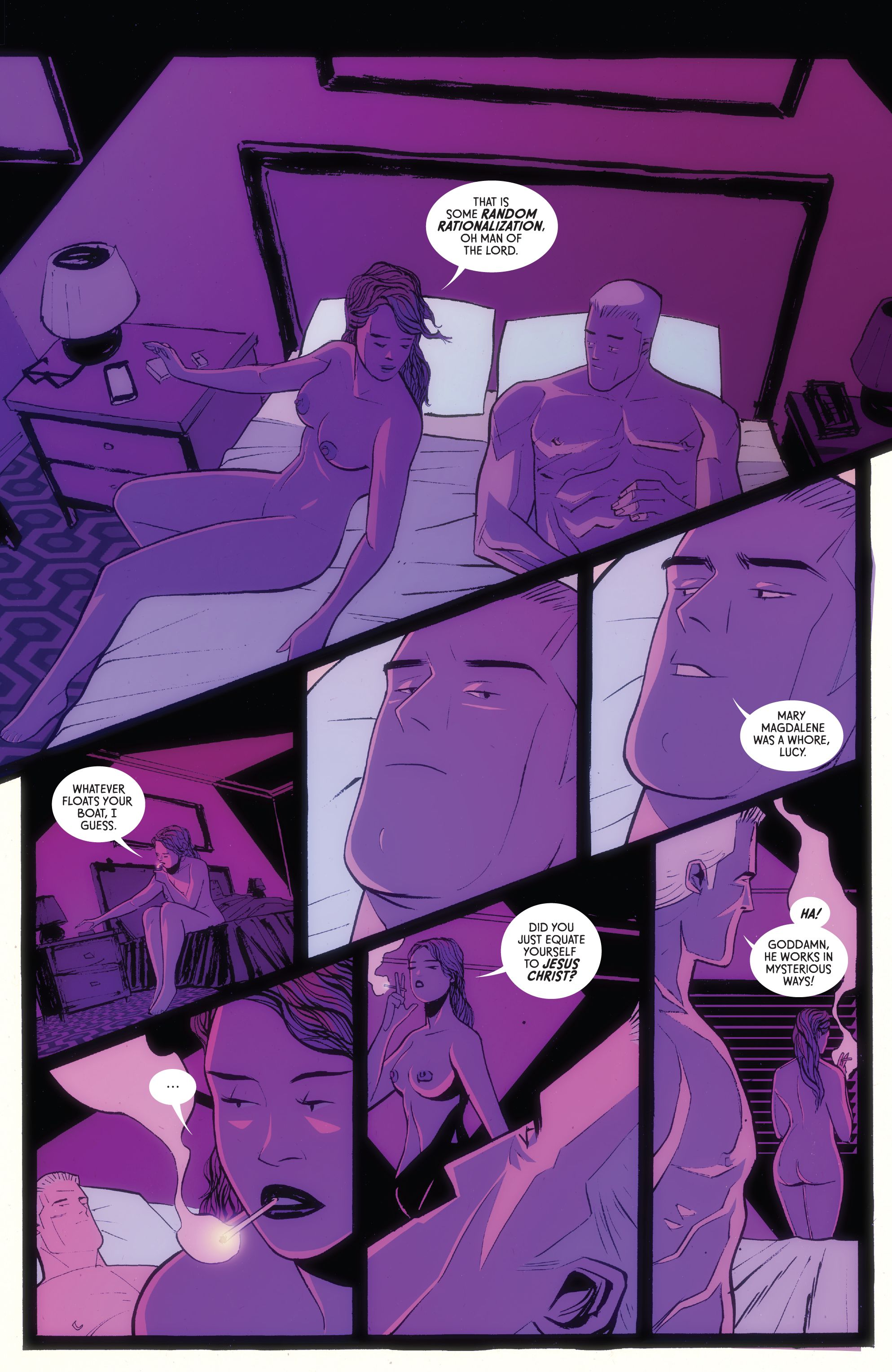 Read online American Monster comic -  Issue #6 - 11