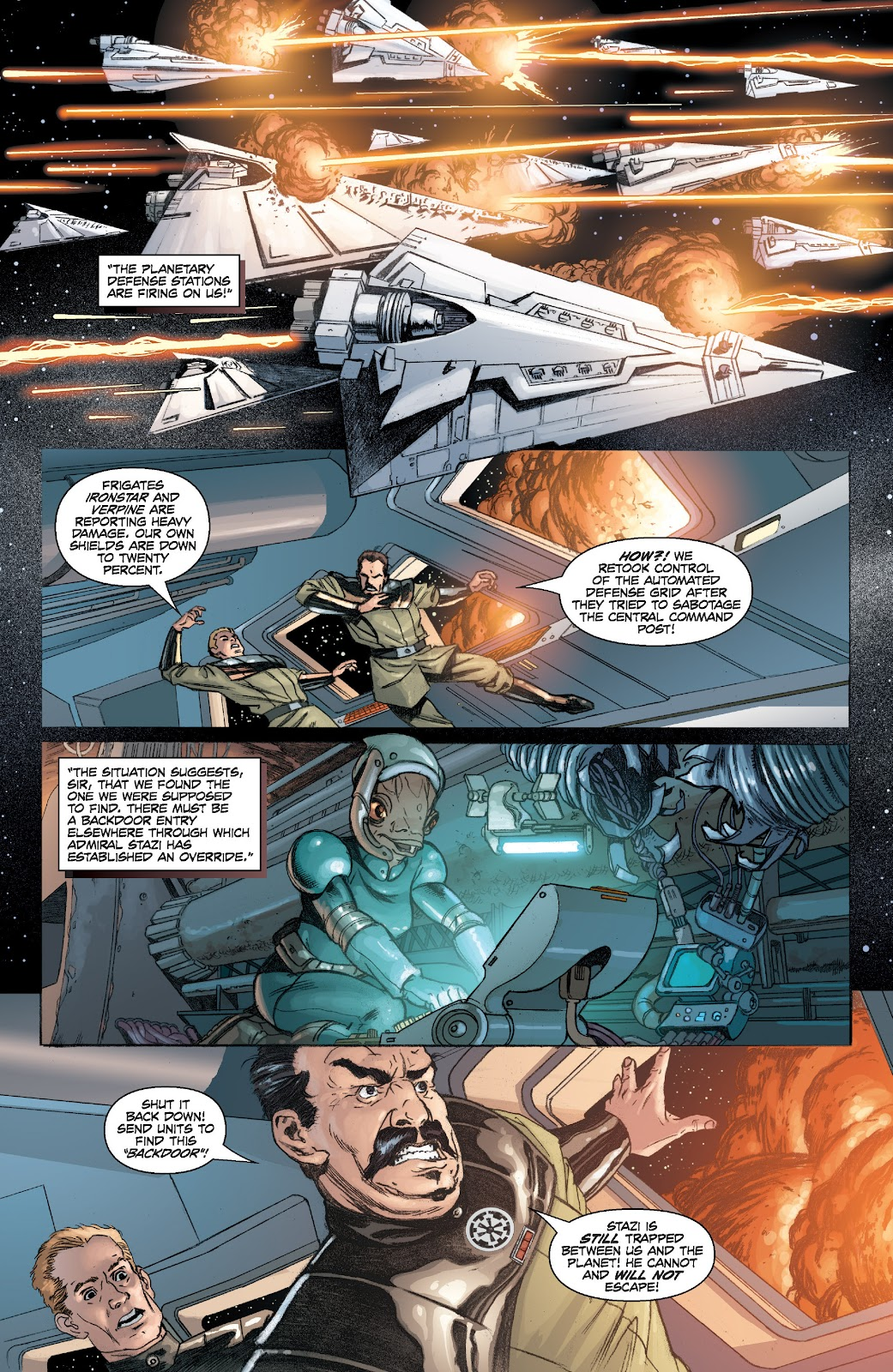Read online Star Wars Legends: Legacy - Epic Collection comic -  Issue # TPB 2 (Part 1) - 38