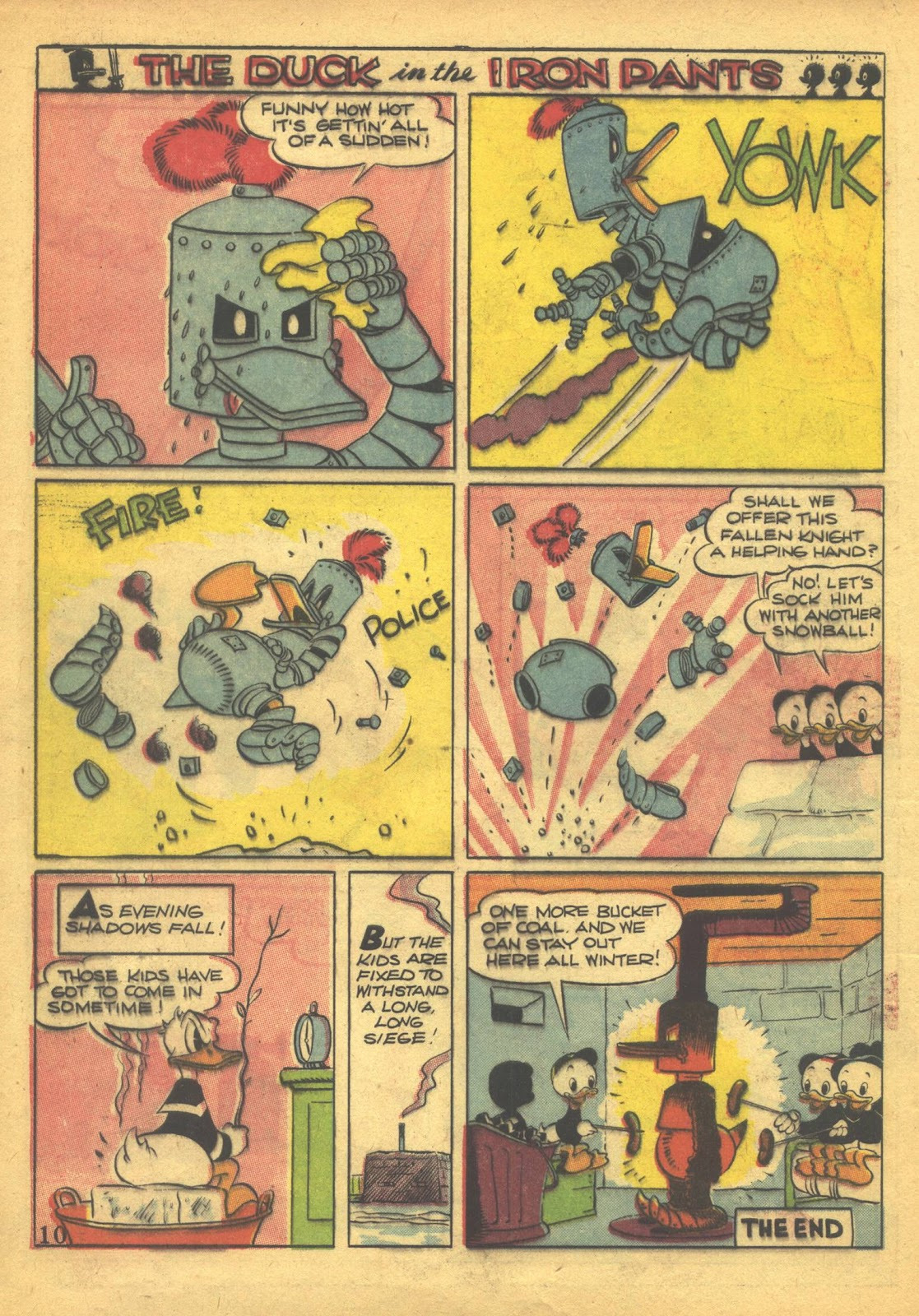 Walt Disney's Comics and Stories issue 41 - Page 12