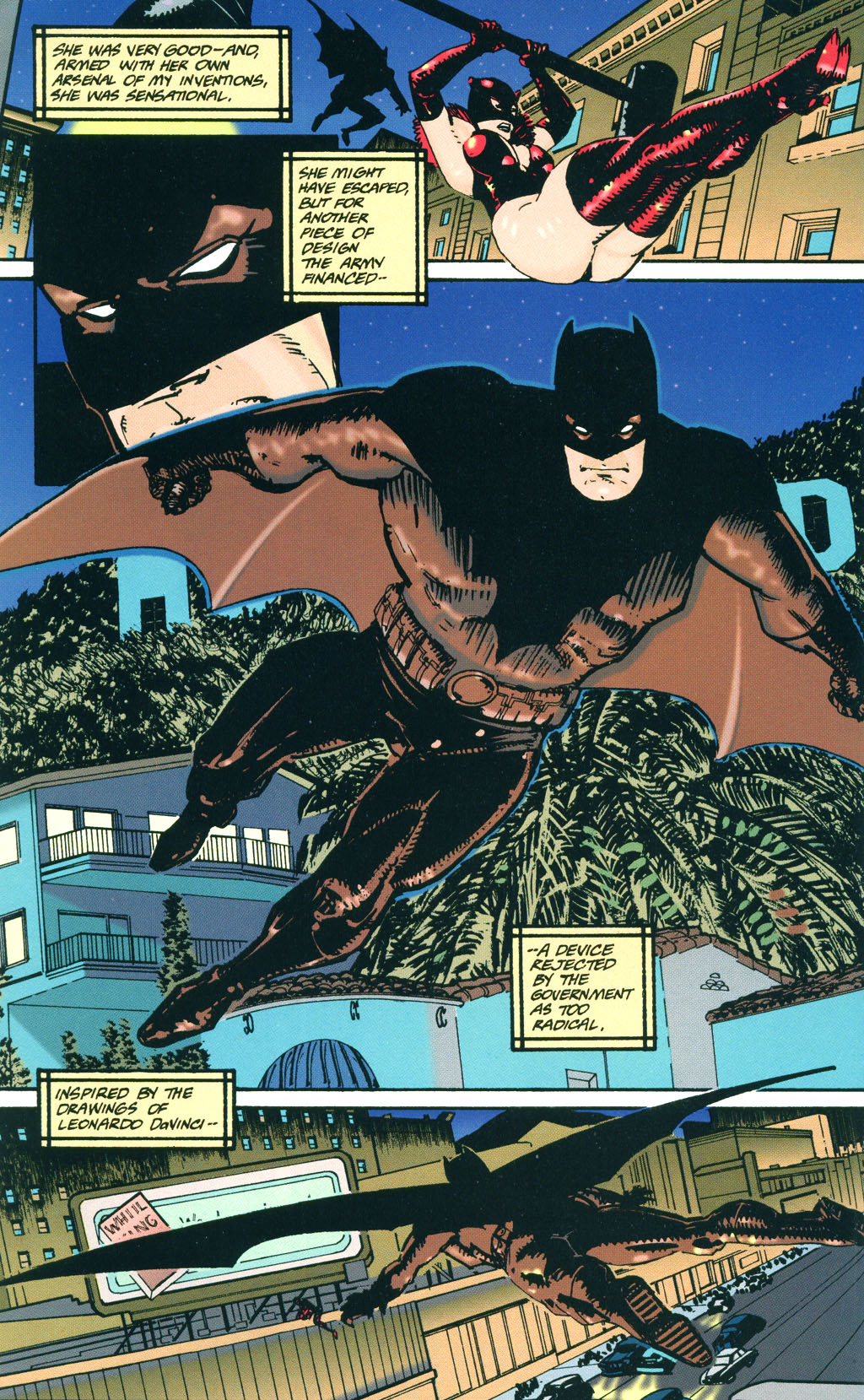 Read online Batman: Dark Allegiances comic -  Issue # Full - 40