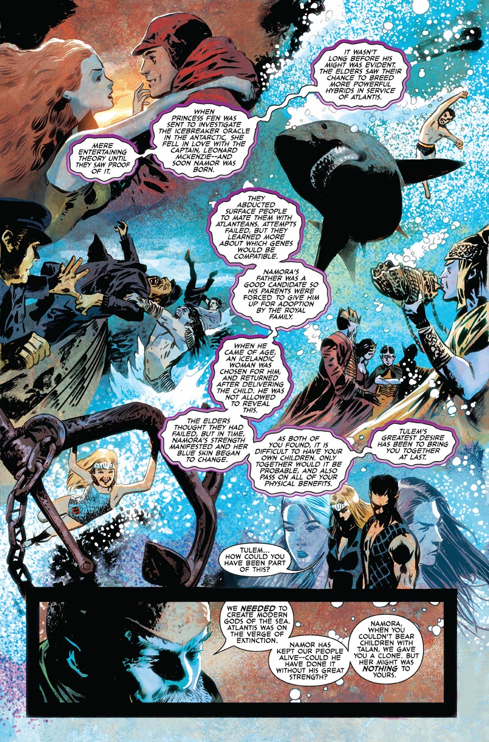 Read online Agents Of Atlas (2009) comic -  Issue #7 - 14