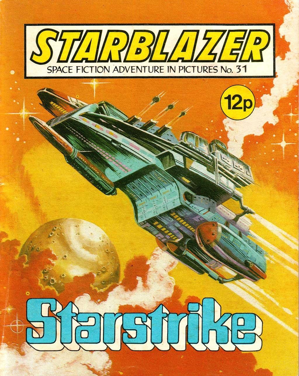 Starblazer issue 31 - Page 1