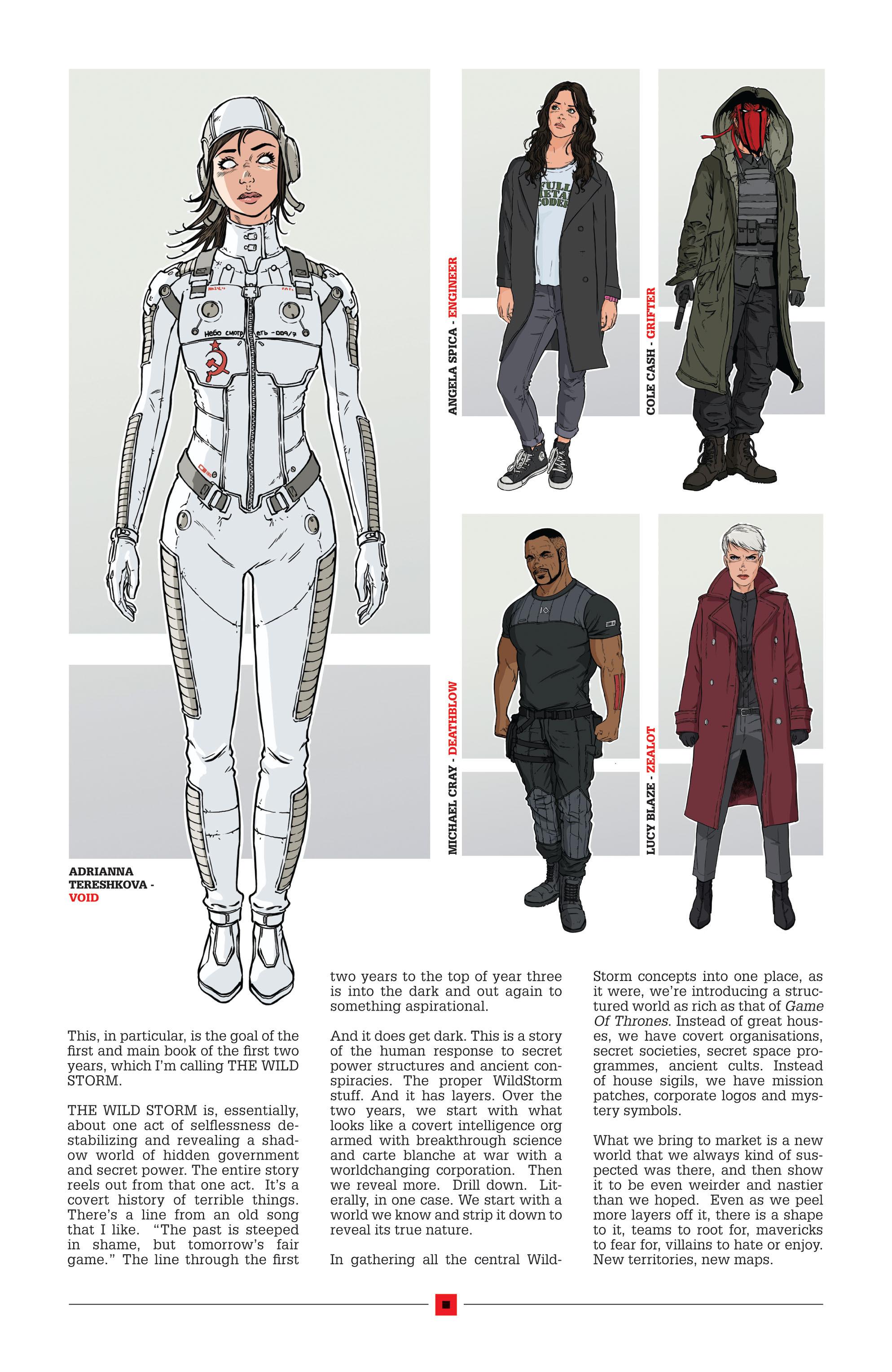 Read online Scooby Apocalypse comic -  Issue #10 - 27