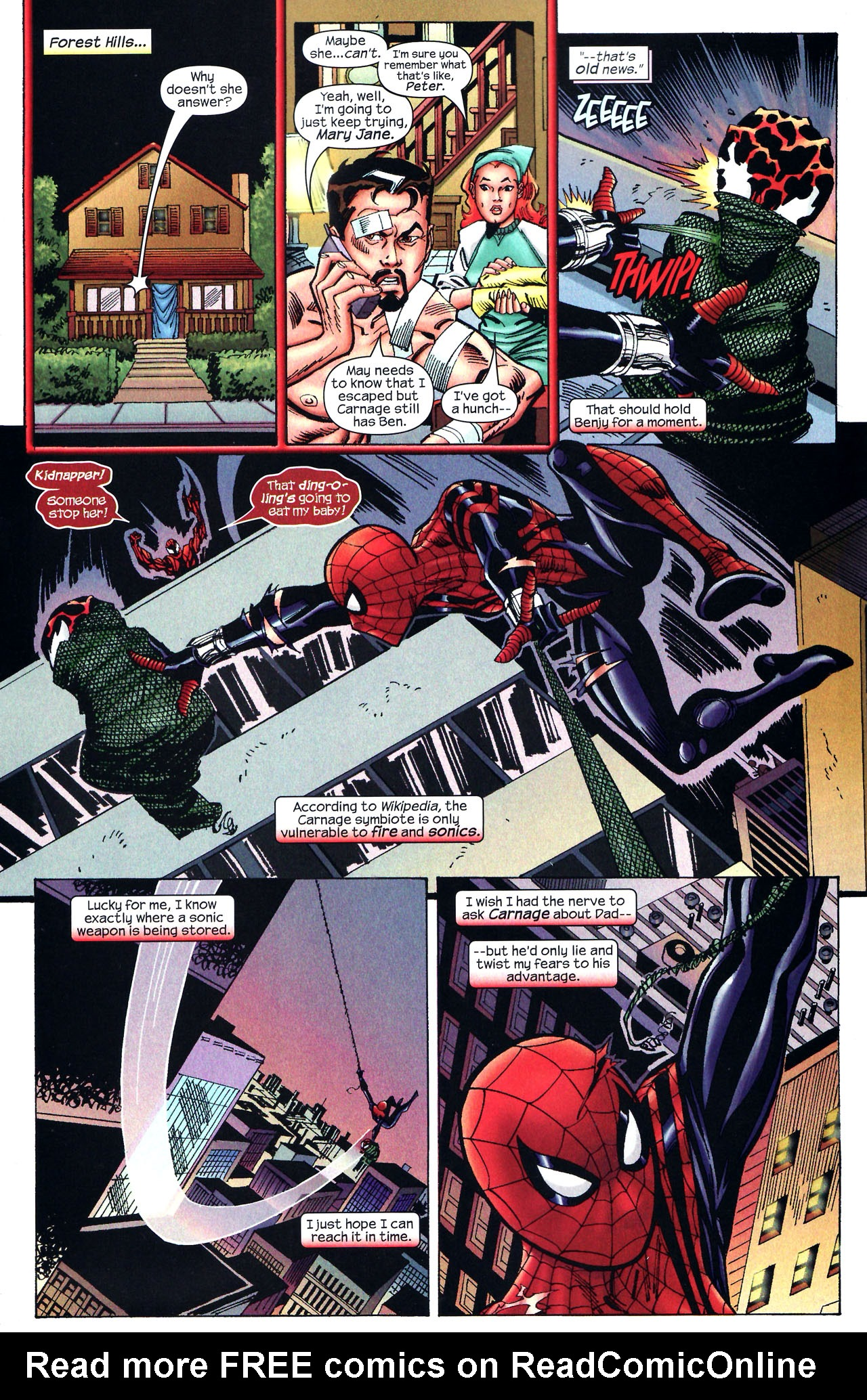 Read online Amazing Spider-Girl comic -  Issue #12 - 5