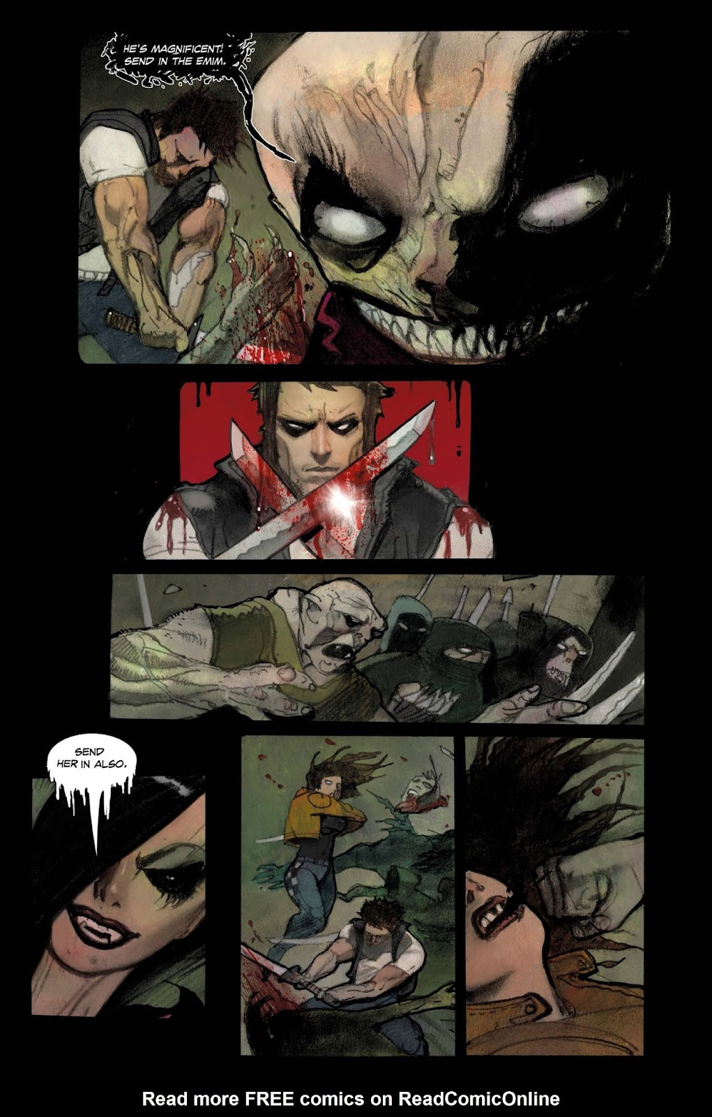 13 Coins issue TPB - Page 149