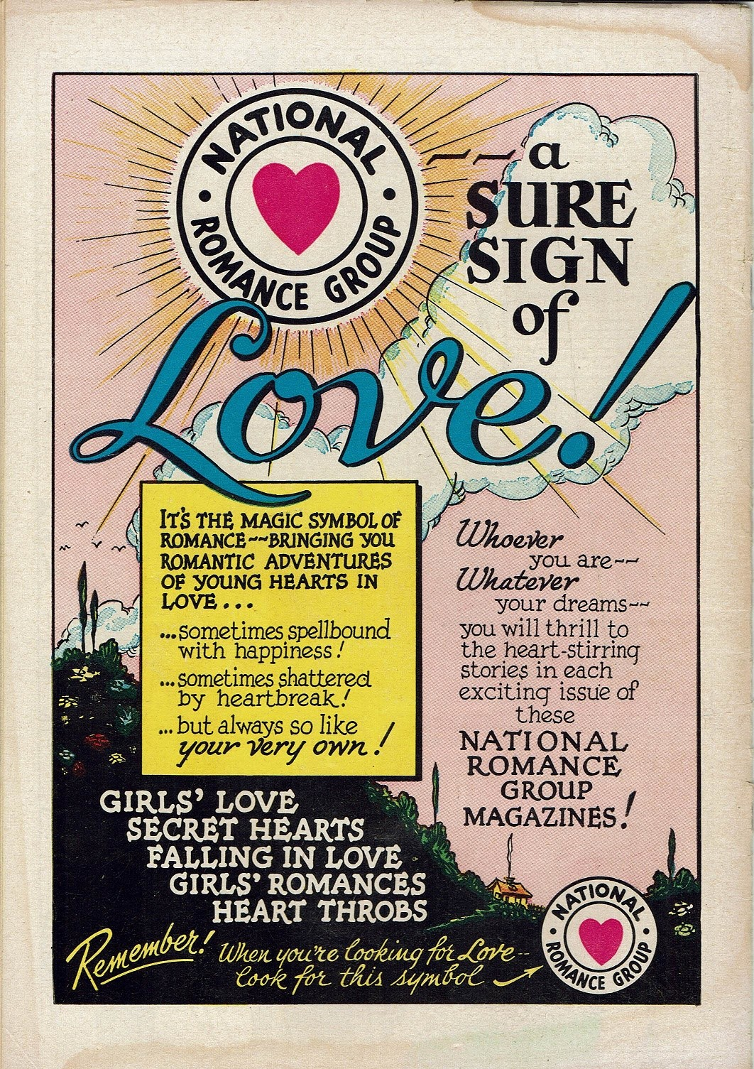 Read online Secret Hearts comic -  Issue #47 - 36