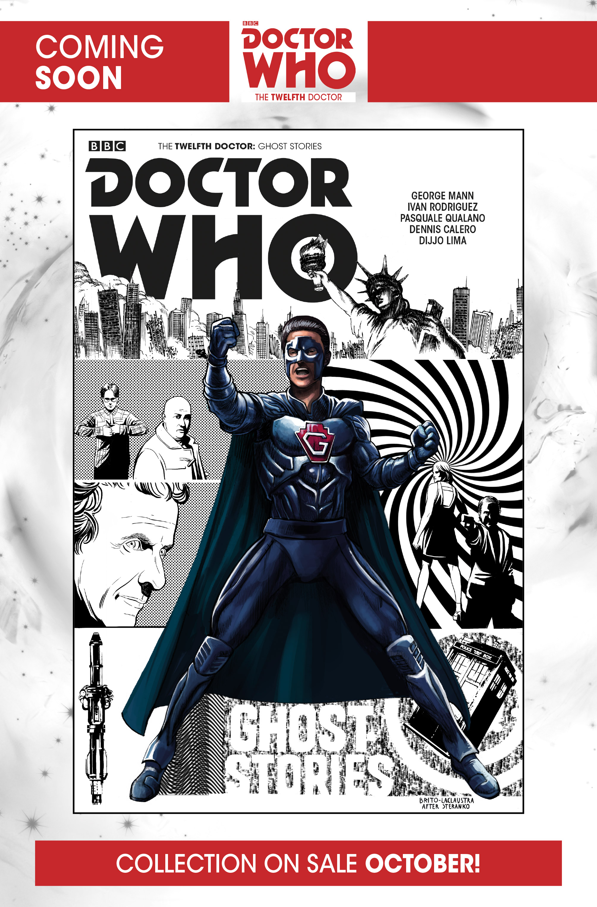 Read online Doctor Who: Ghost Stories comic -  Issue #8 - 15