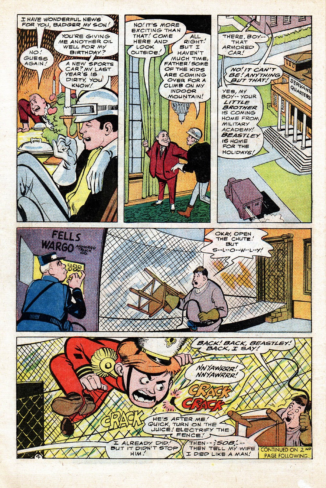 The Adventures of Bob Hope issue 106 - Page 6