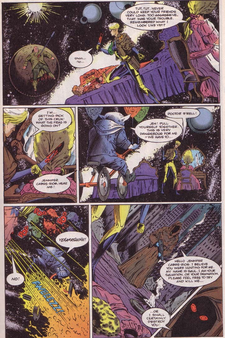 Read online Cyberspace 3000 comic -  Issue #4 - 8