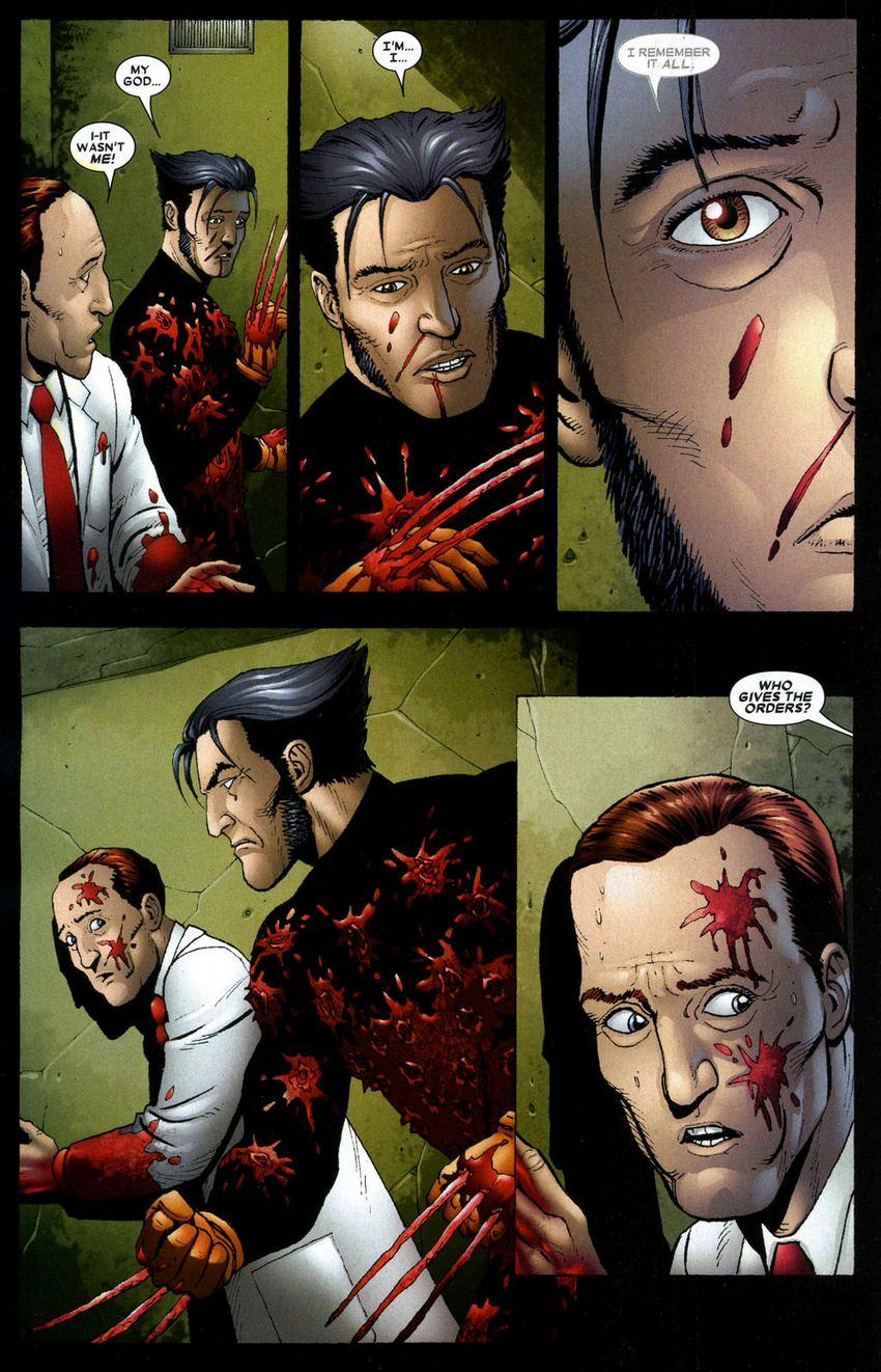 Read online Wolverine: Origins comic -  Issue #7 - 13